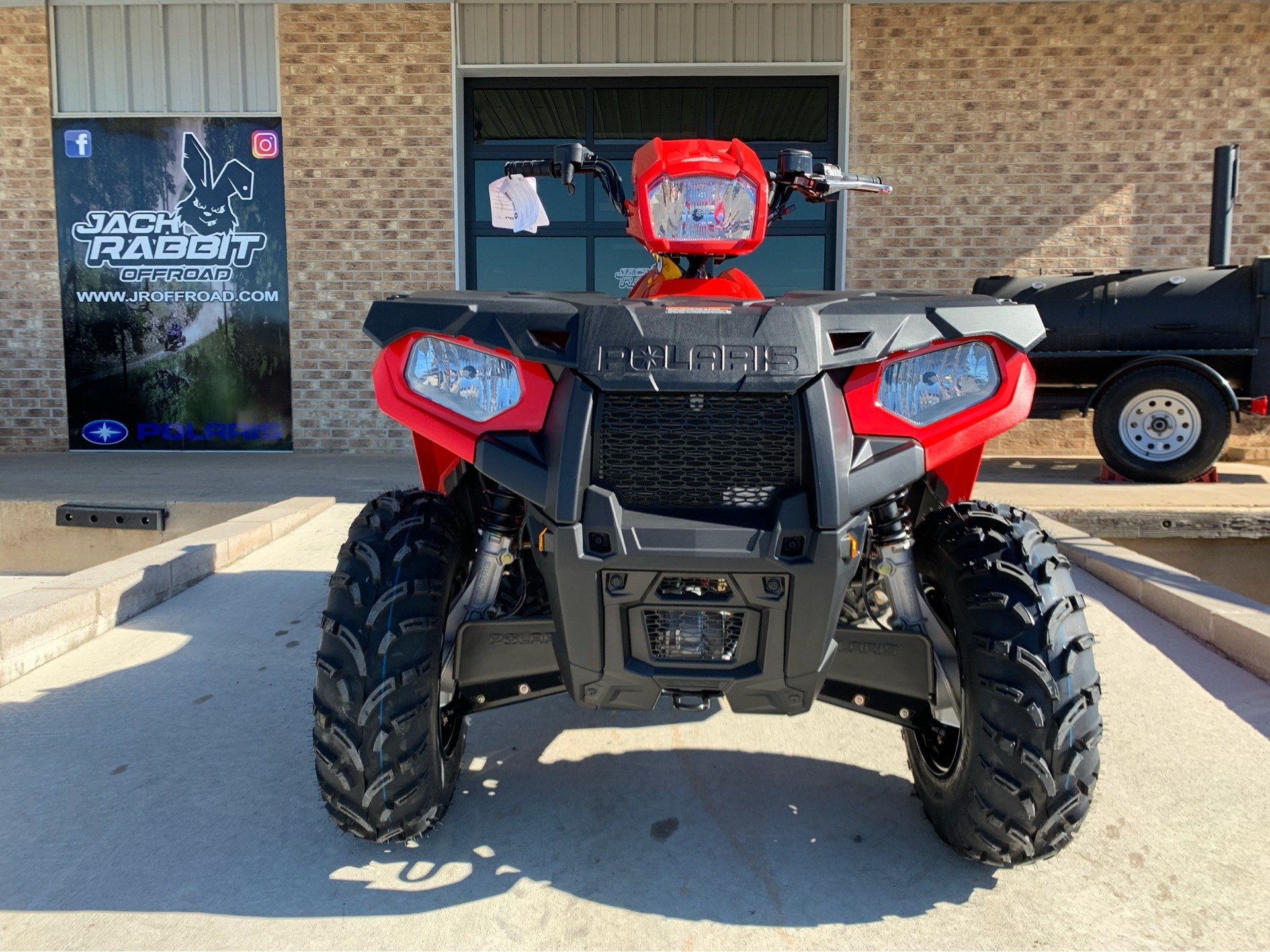 2019 Polaris Sportsman 450 H.O. 10