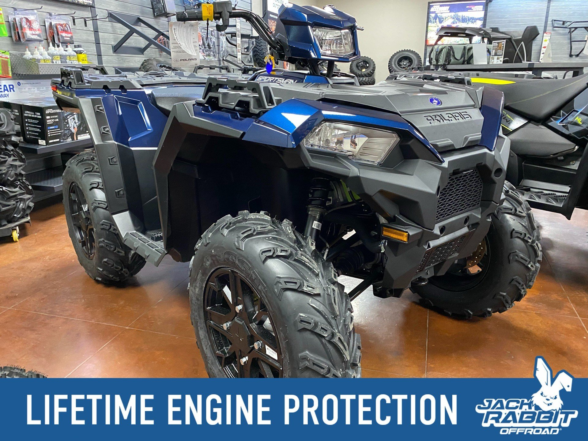 2020 Polaris Sportsman 850 Premium in Marshall, Texas - Photo 1