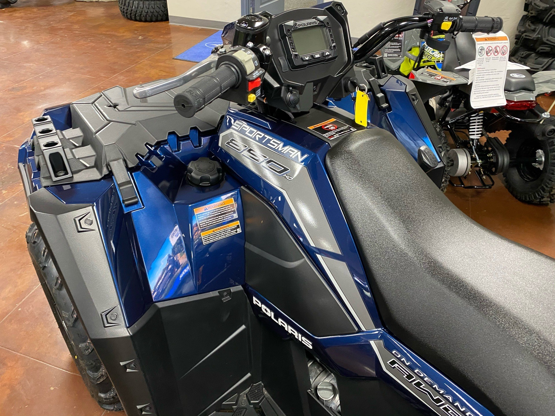2020 Polaris Sportsman 850 Premium in Marshall, Texas - Photo 6