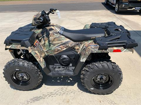 2018 Polaris Sportsman 570 EPS Camo in Marshall, Texas - Photo 2