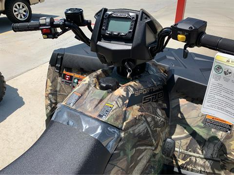 2018 Polaris Sportsman 570 EPS Camo in Marshall, Texas - Photo 4