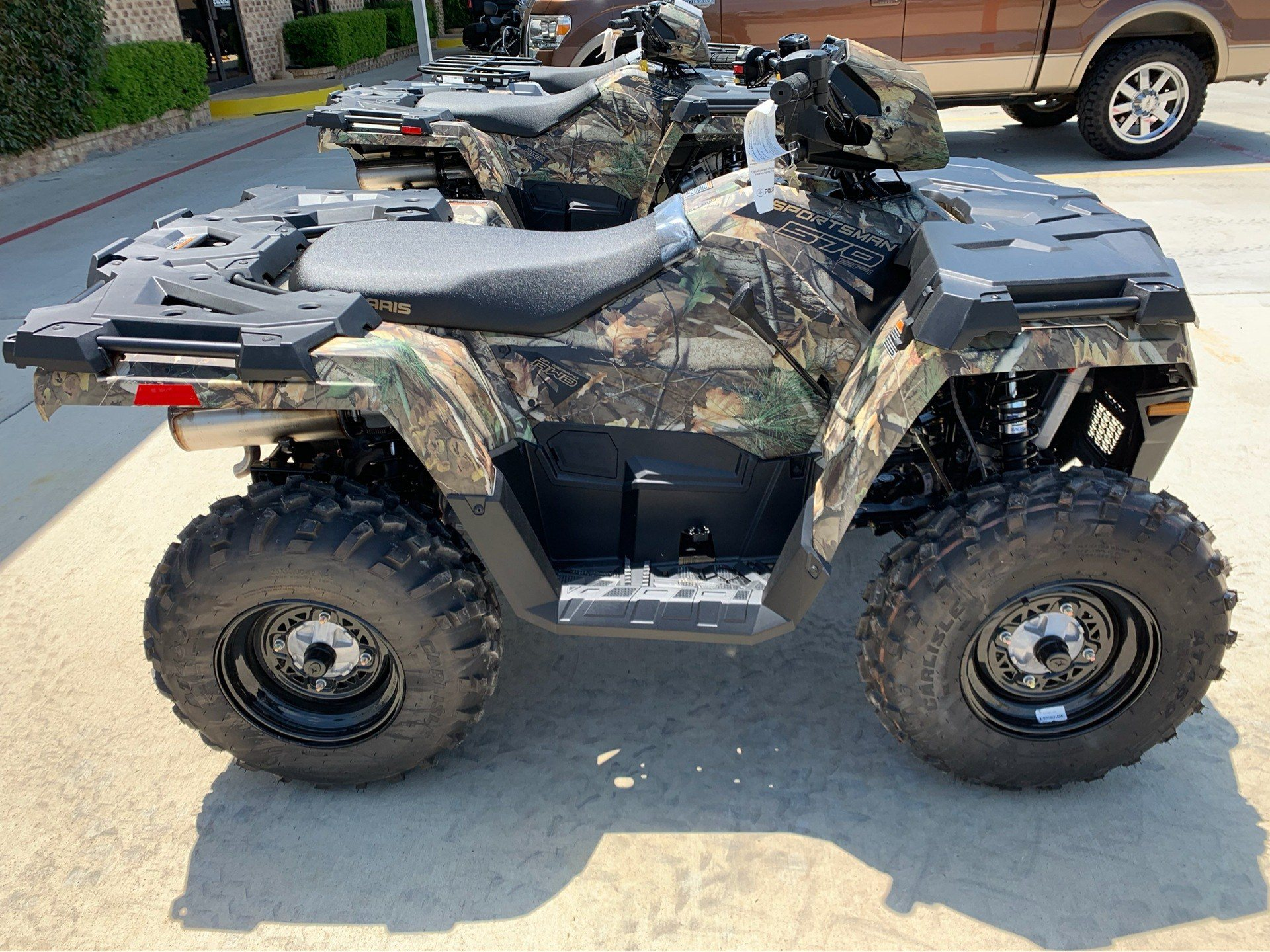 2018 Polaris Sportsman 570 EPS Camo in Marshall, Texas - Photo 5