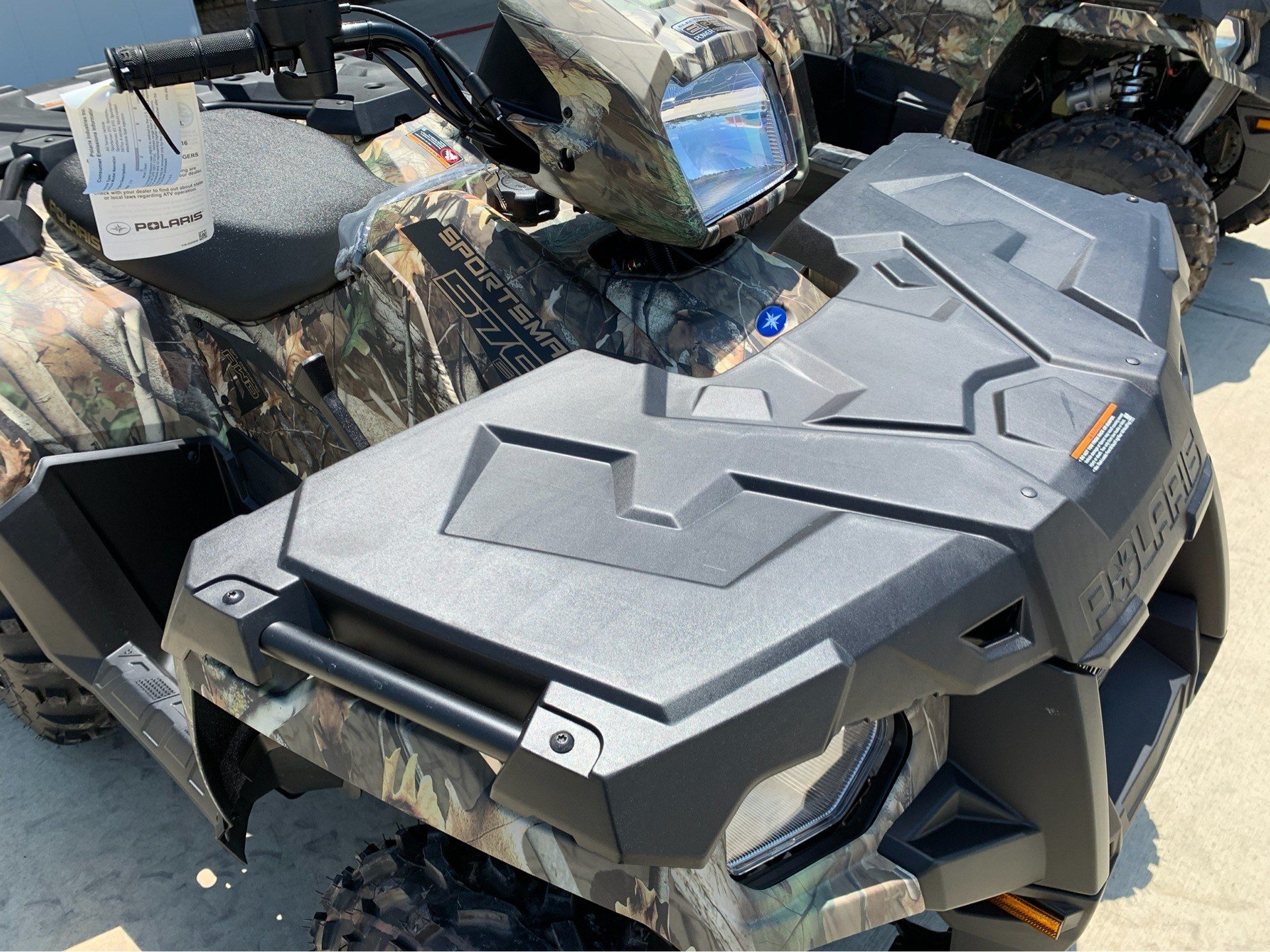 2018 Polaris Sportsman 570 EPS Camo in Marshall, Texas - Photo 7