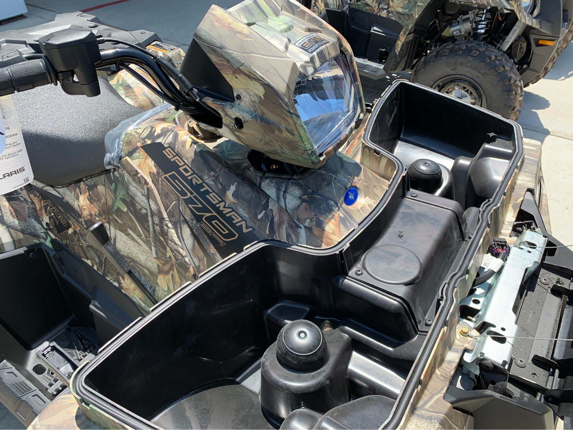 2018 Polaris Sportsman 570 EPS Camo in Marshall, Texas - Photo 8