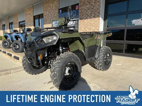 2021 Polaris Sportsman 450 H.O. Utility Package in Marshall, Texas - Photo 1