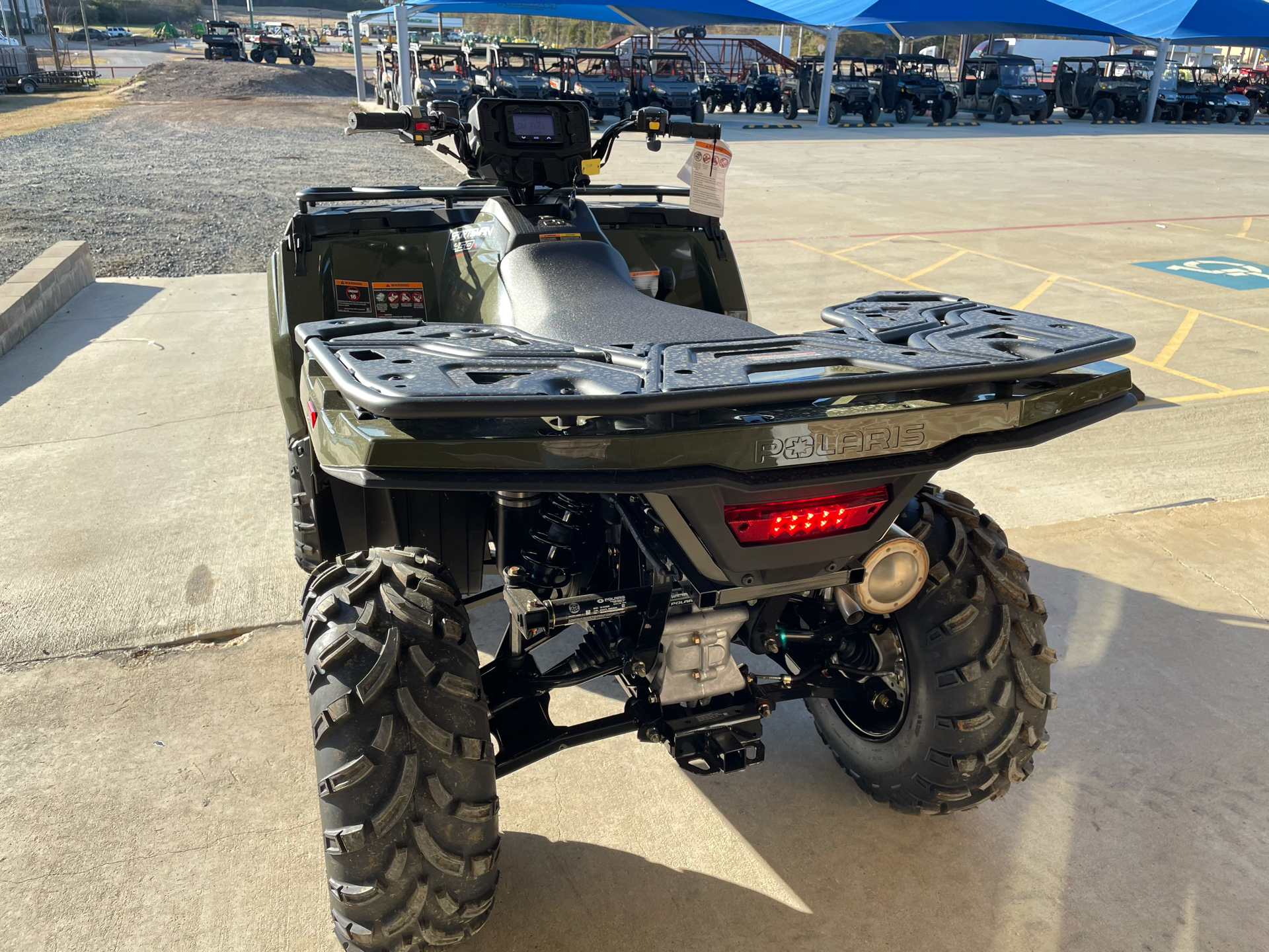2021 Polaris Sportsman 450 H.O. Utility Package in Marshall, Texas - Photo 4