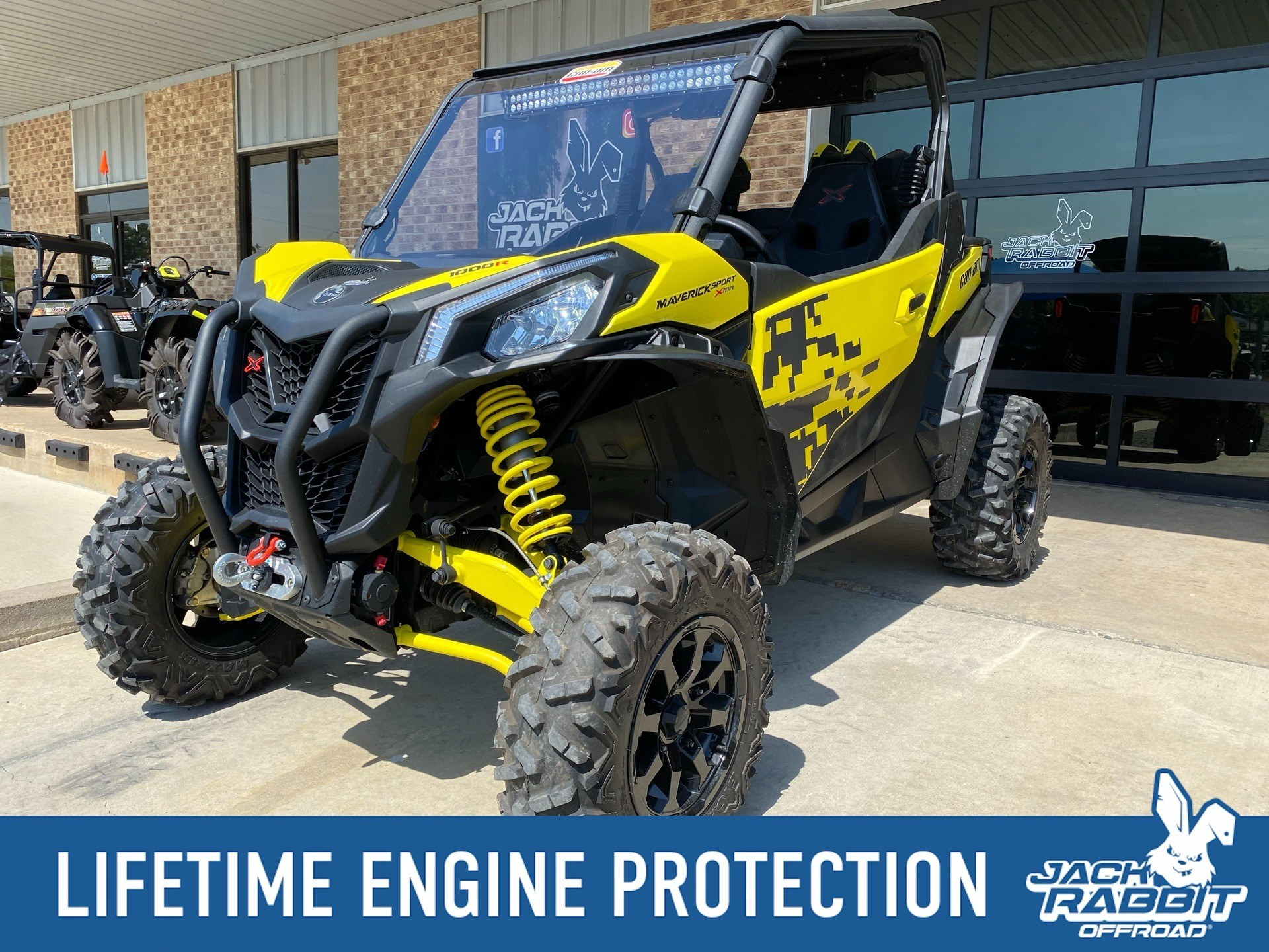 2019 Can-Am Maverick Sport X MR 1000R in Marshall, Texas - Photo 1