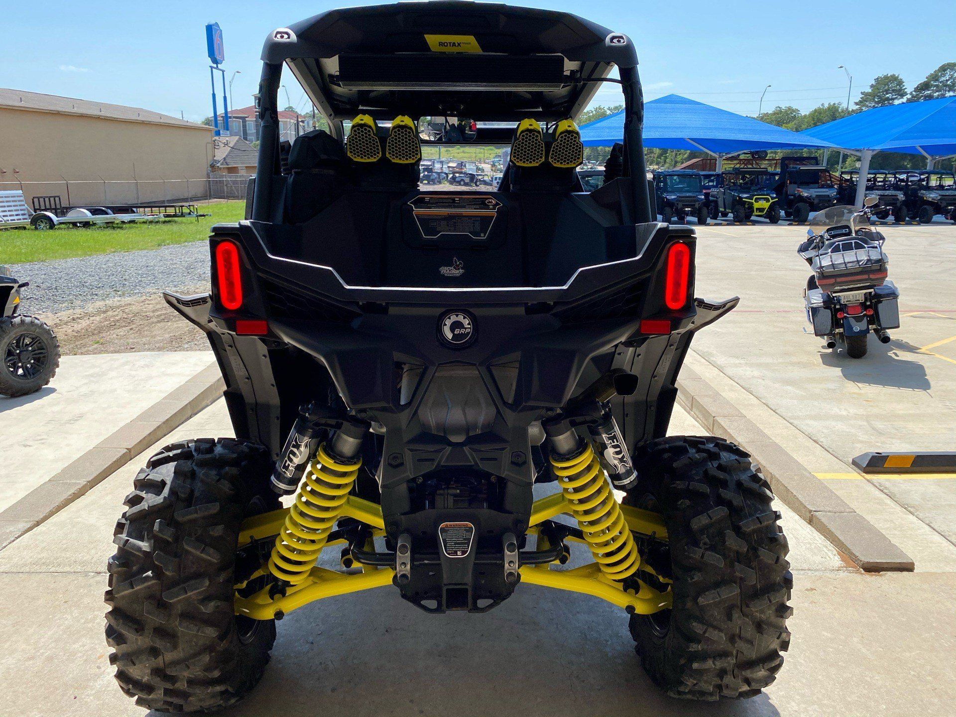 2019 Can-Am Maverick Sport X MR 1000R in Marshall, Texas - Photo 12