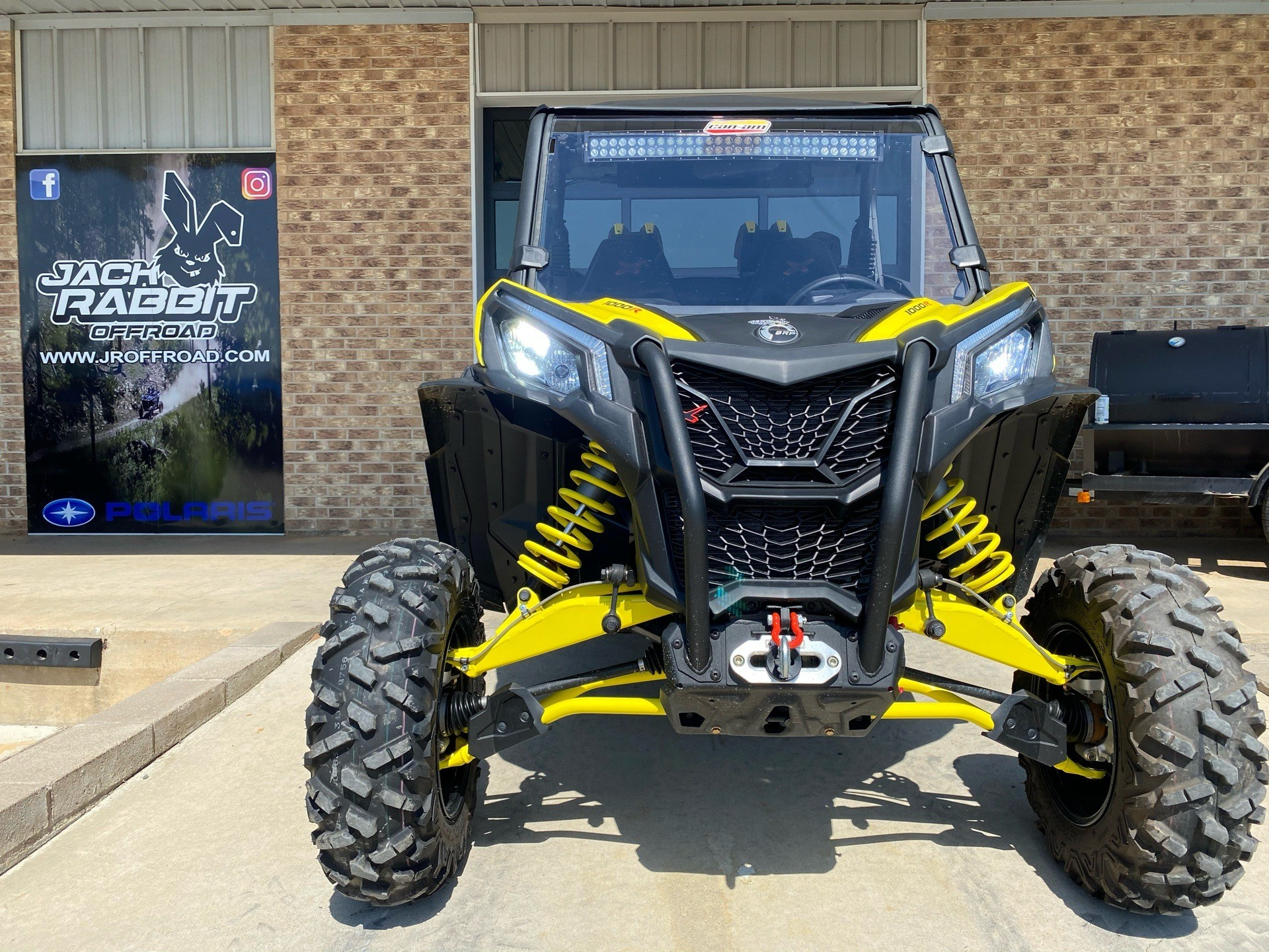 2019 Can-Am Maverick Sport X MR 1000R in Marshall, Texas - Photo 14