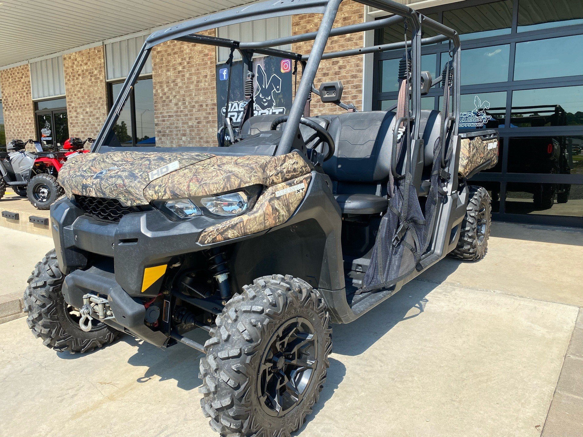 2017 Can-Am Defender MAX XT HD8 in Marshall, Texas - Photo 2