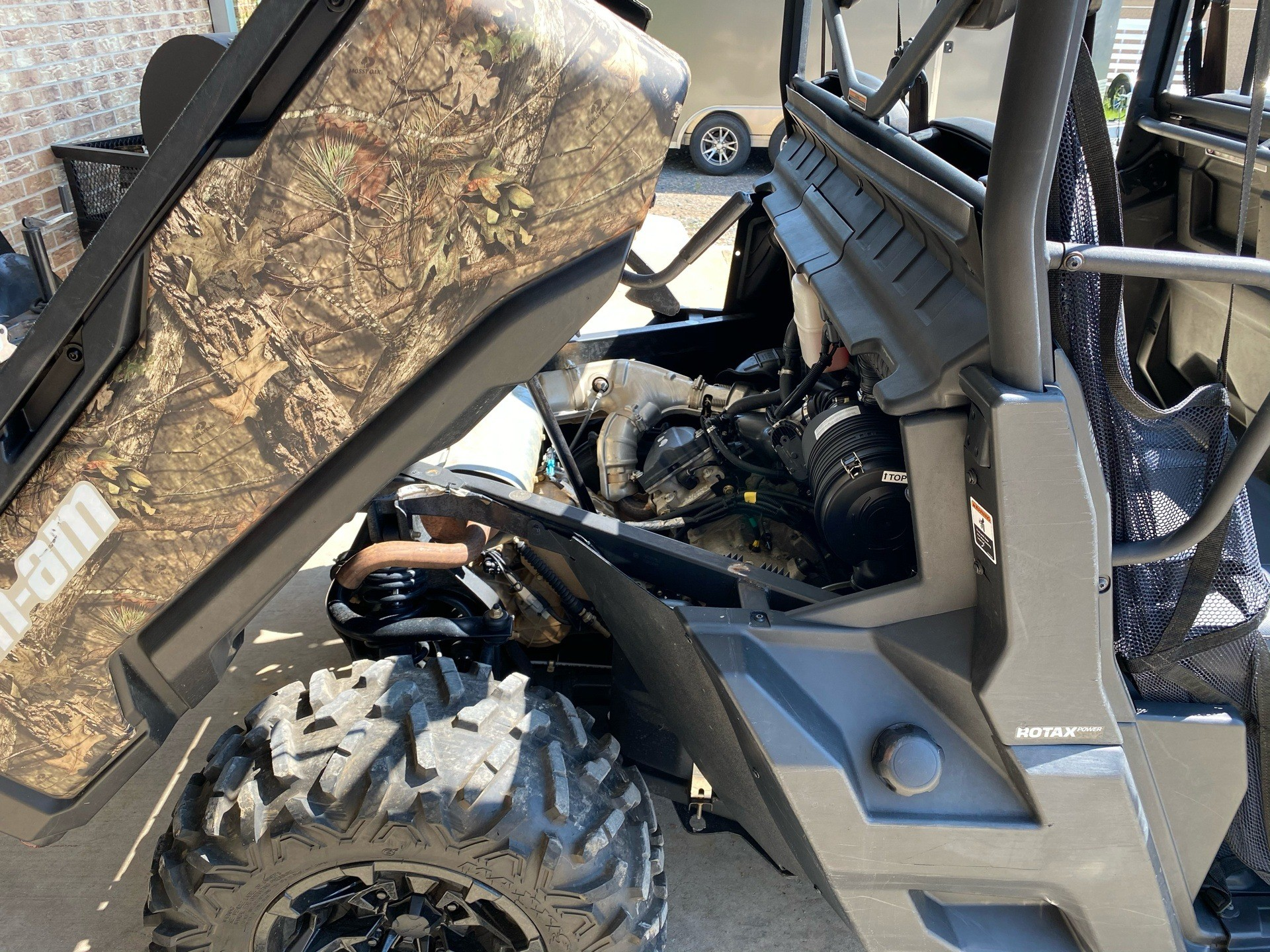 2017 Can-Am Defender MAX XT HD8 in Marshall, Texas - Photo 10