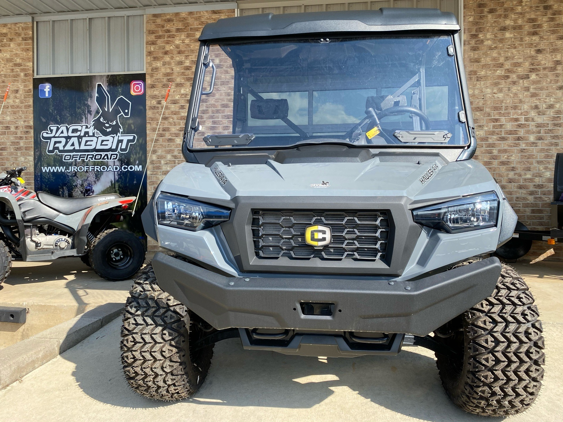 2020 Cushman Hauler 4X4 Diesel in Marshall, Texas - Photo 10