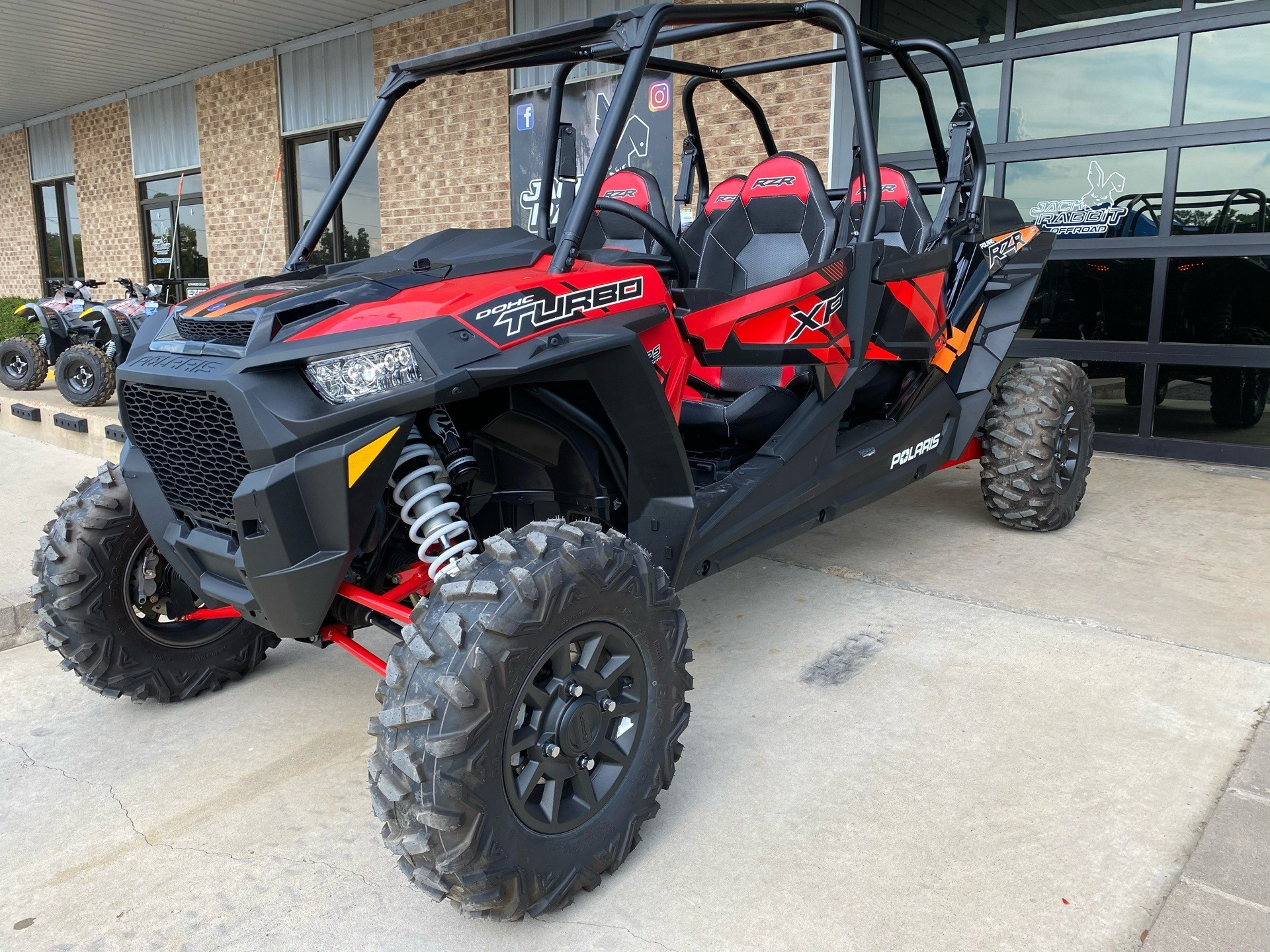 2017 Polaris RZR XP 4 Turbo EPS in Marshall, Texas - Photo 2