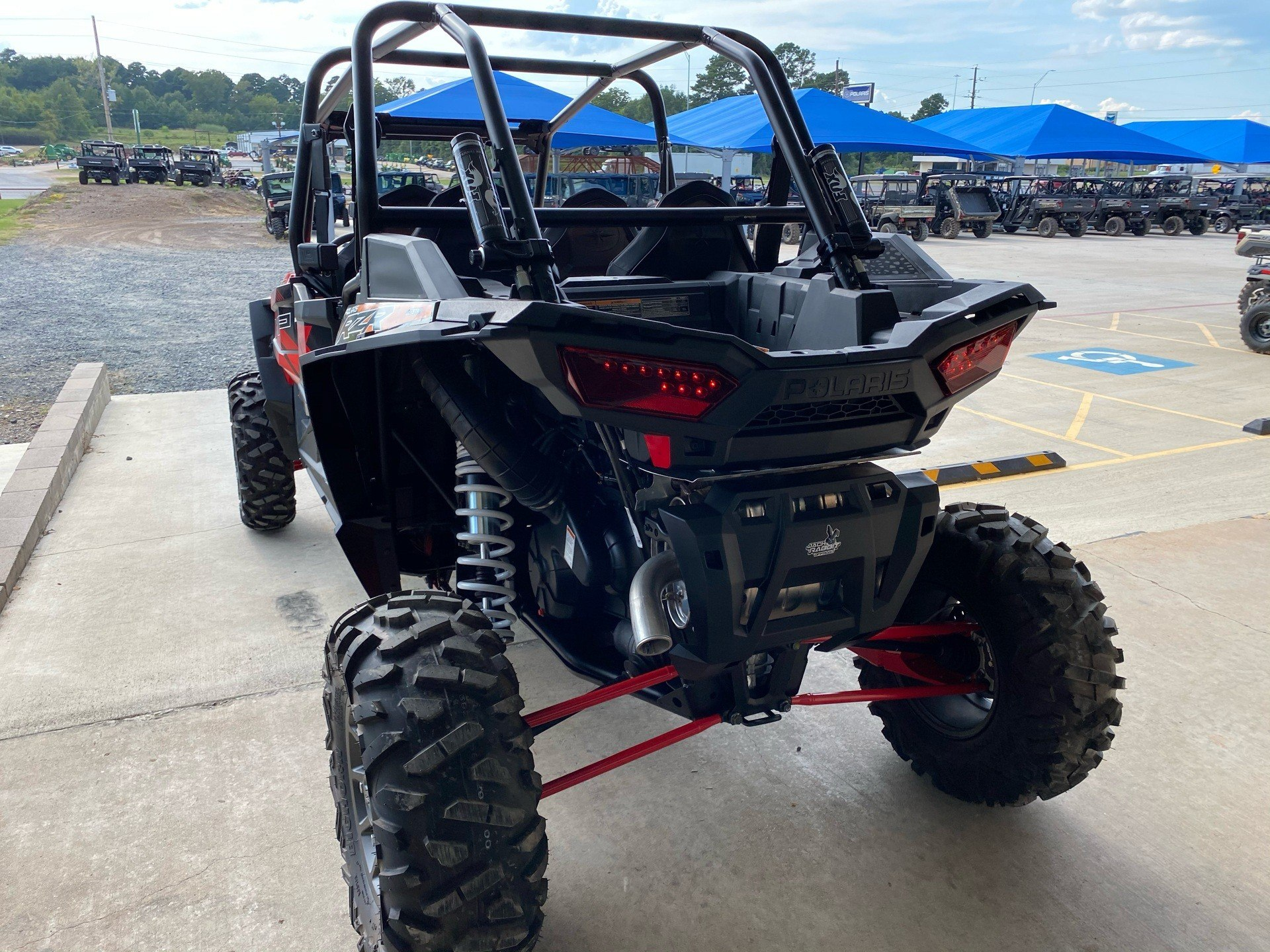 2017 Polaris RZR XP 4 Turbo EPS in Marshall, Texas - Photo 8