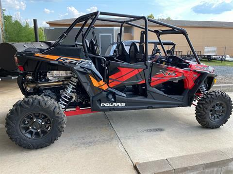 2017 Polaris RZR XP 4 Turbo EPS in Marshall, Texas - Photo 9