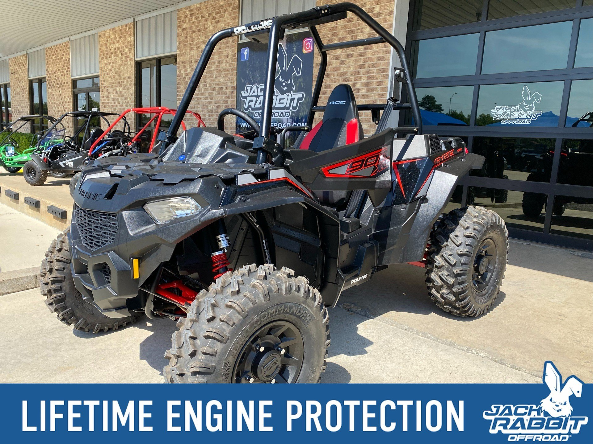 2019 Polaris Ace 900 XC in Marshall, Texas - Photo 1