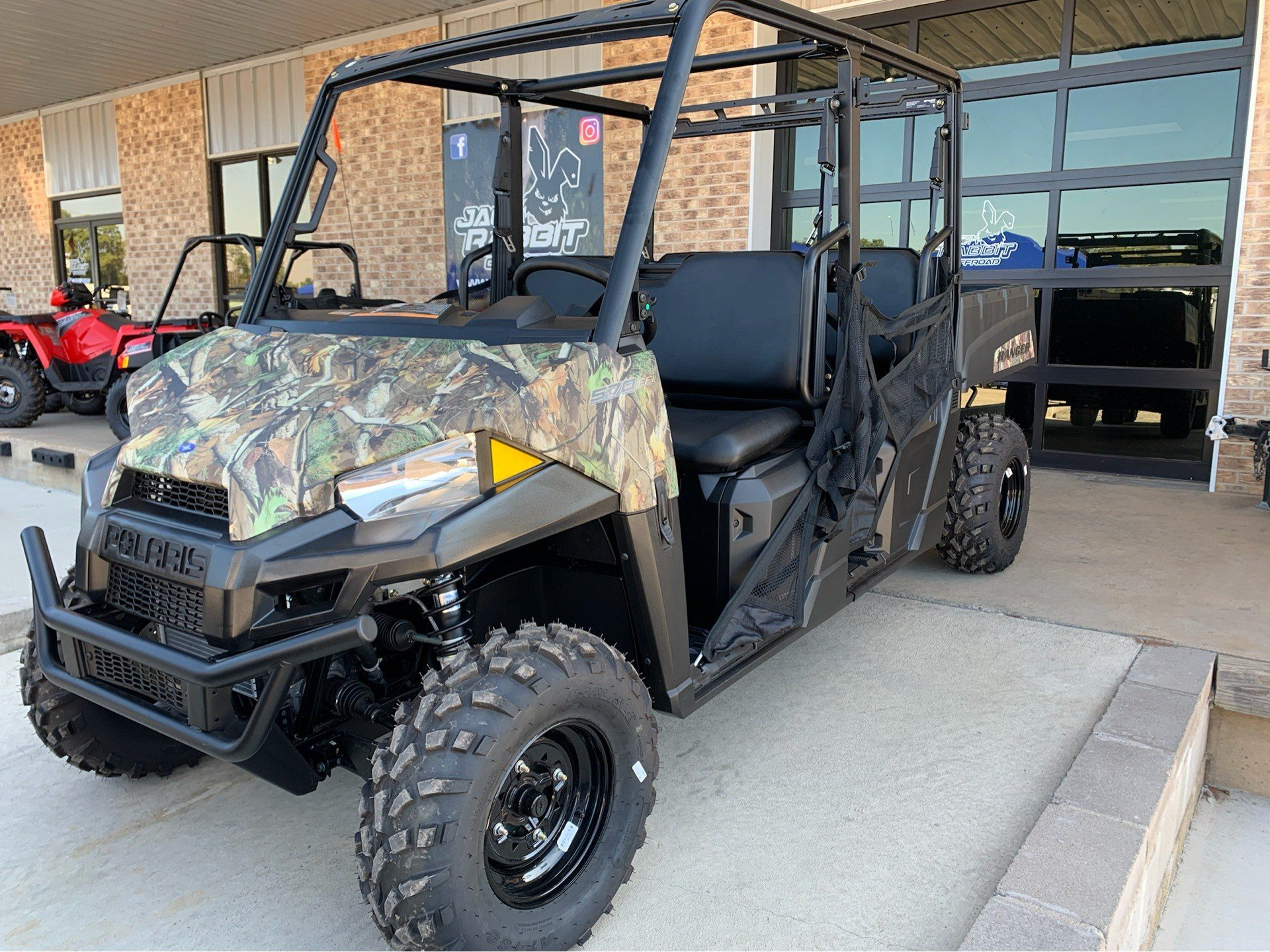 2020 Polaris Ranger Crew 570-4 in Marshall, Texas - Photo 1