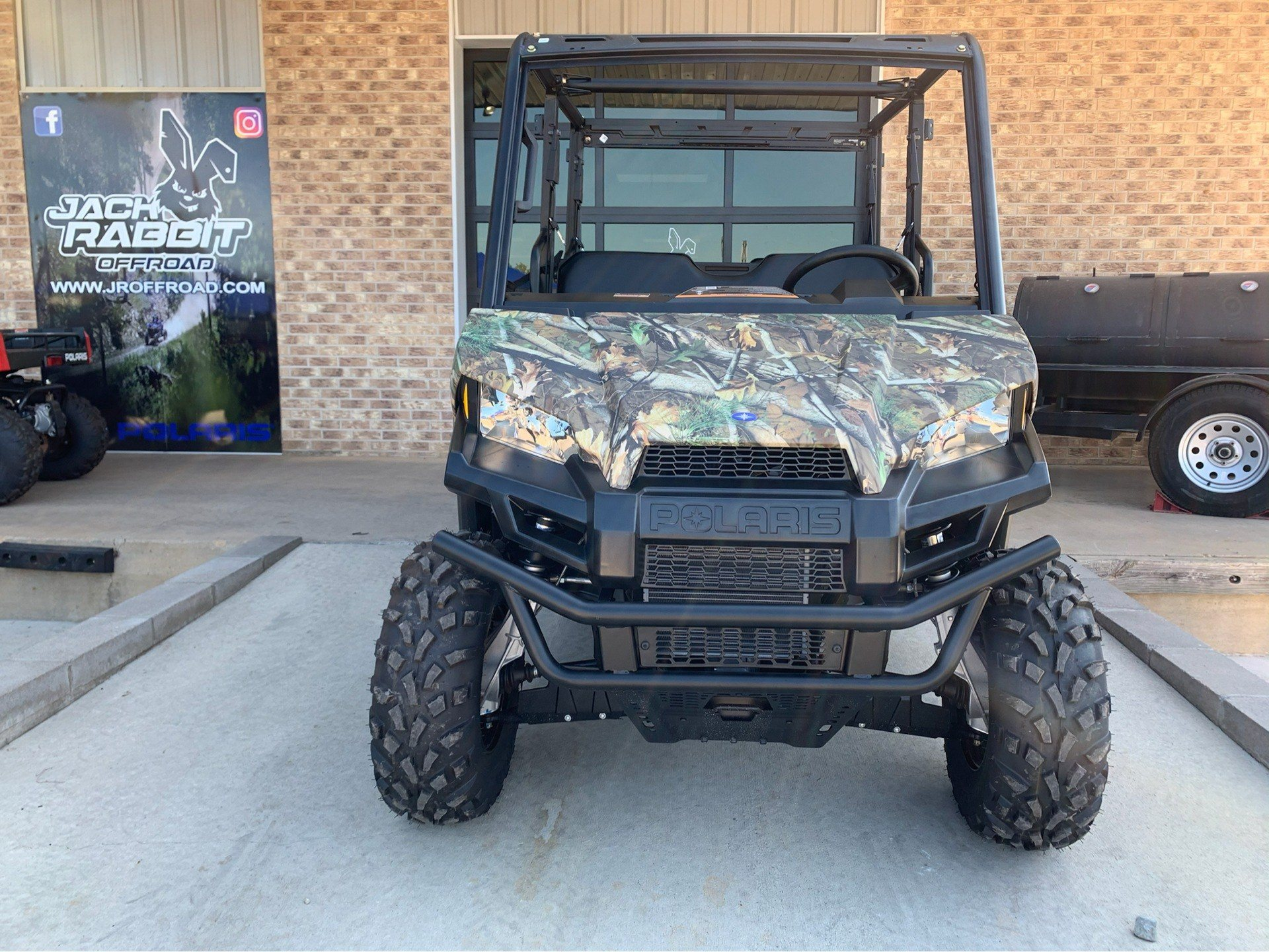 2020 Polaris Ranger Crew 570-4 in Marshall, Texas - Photo 7