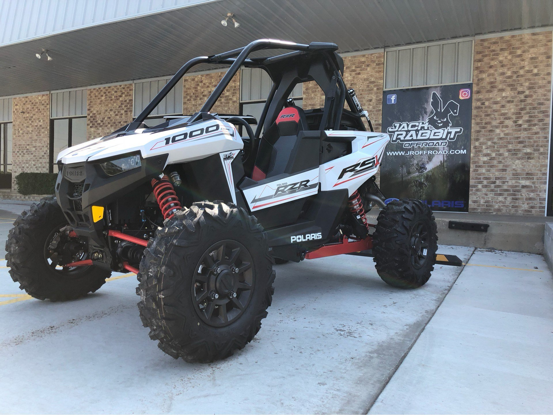 2019 Polaris RZR RS1 in Marshall, Texas