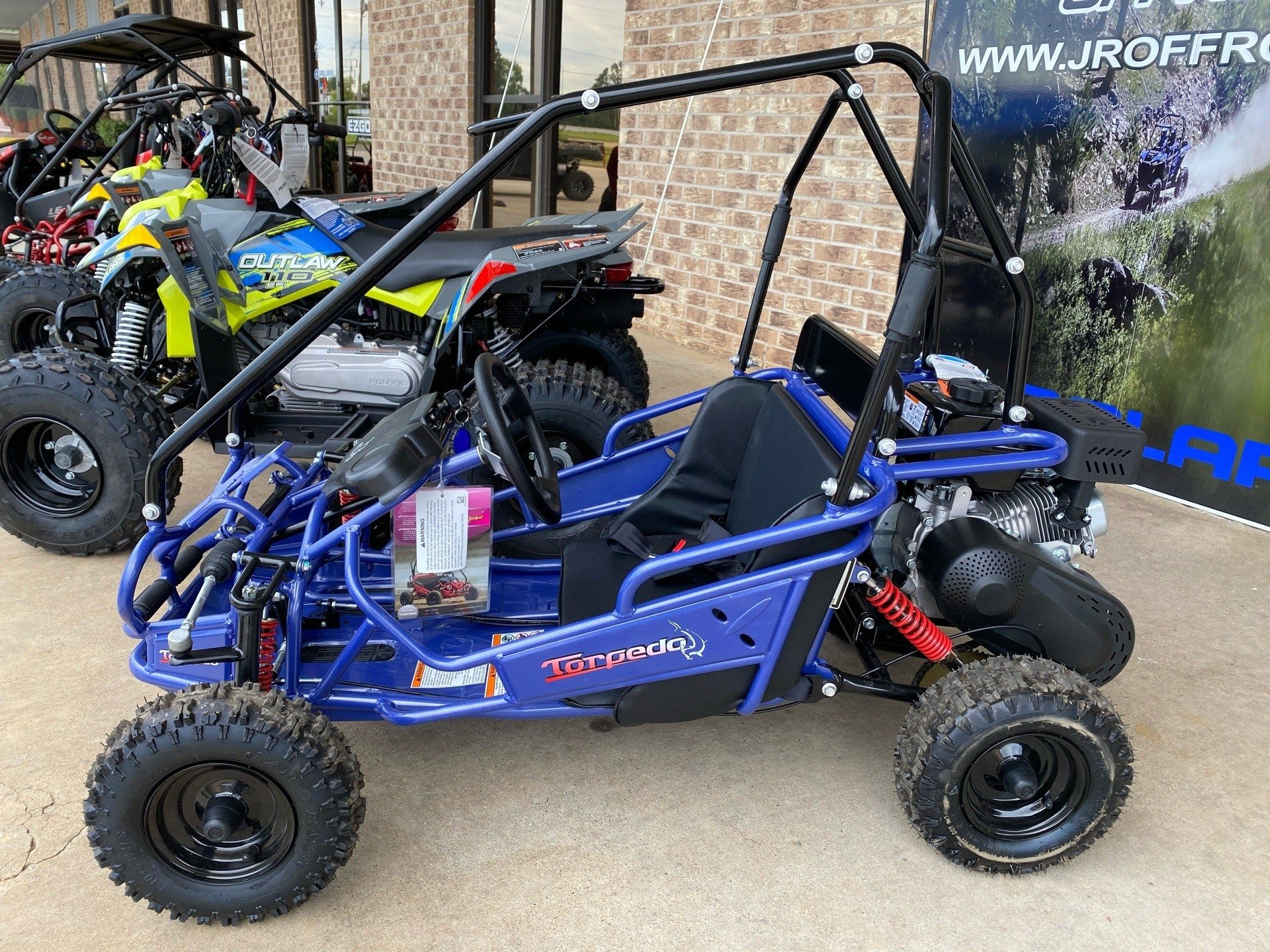 2020 Hammerhead Off-Road HH Torpedo in Marshall, Texas - Photo 2