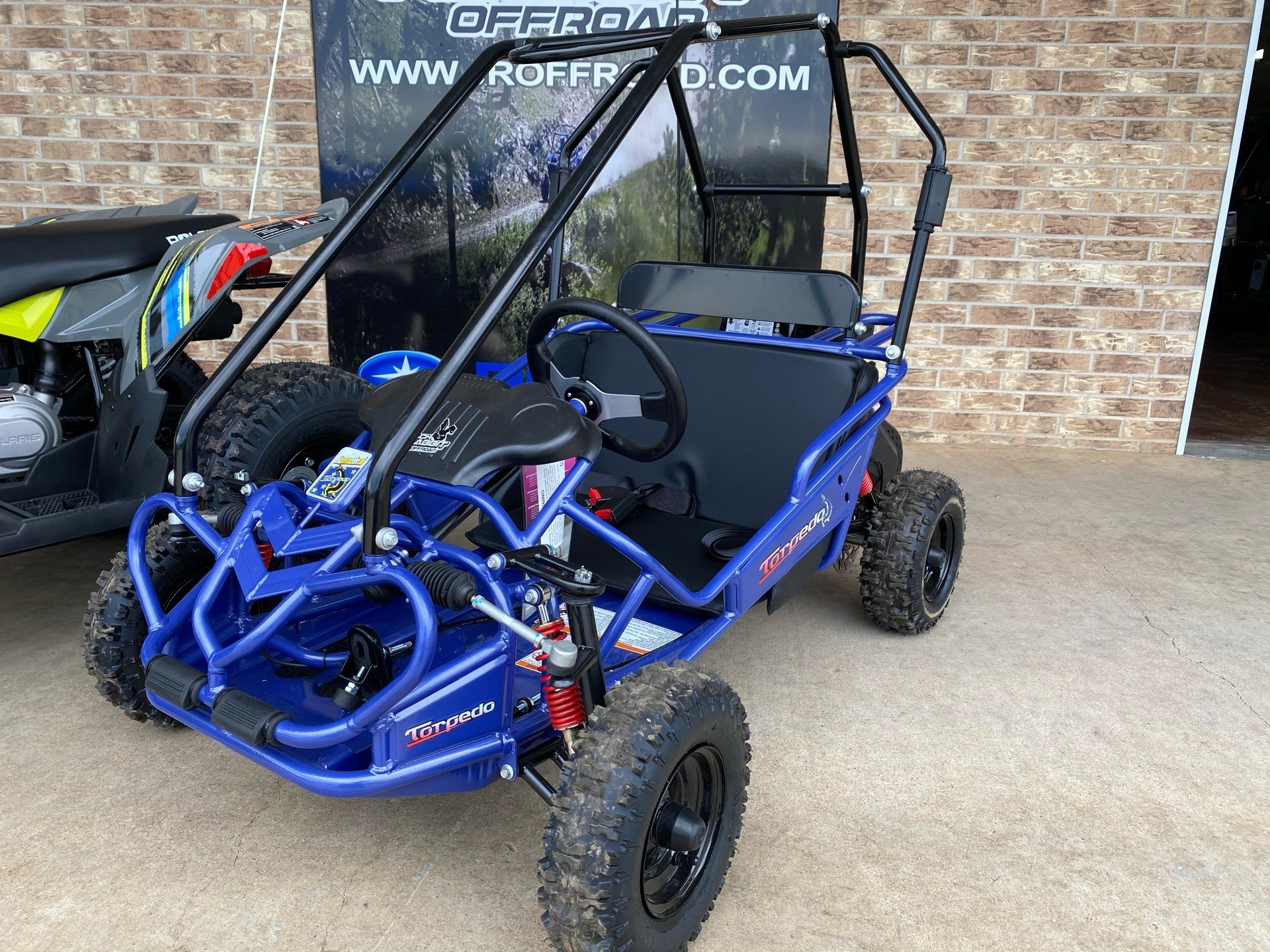 2020 Hammerhead Off-Road HH Torpedo in Marshall, Texas - Photo 1