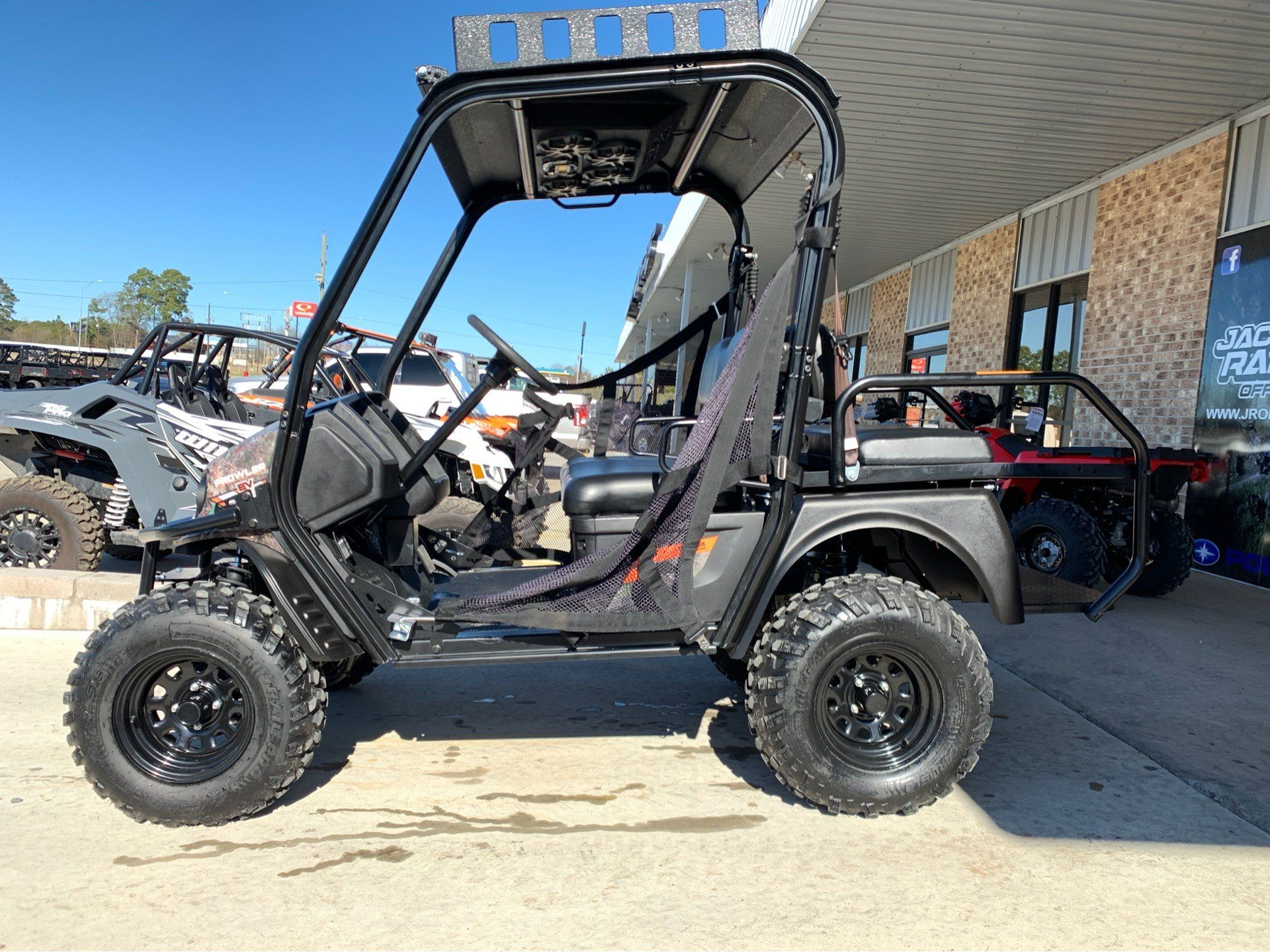 2018 Textron Off Road Prowler EV iS in Marshall, Texas - Photo 2