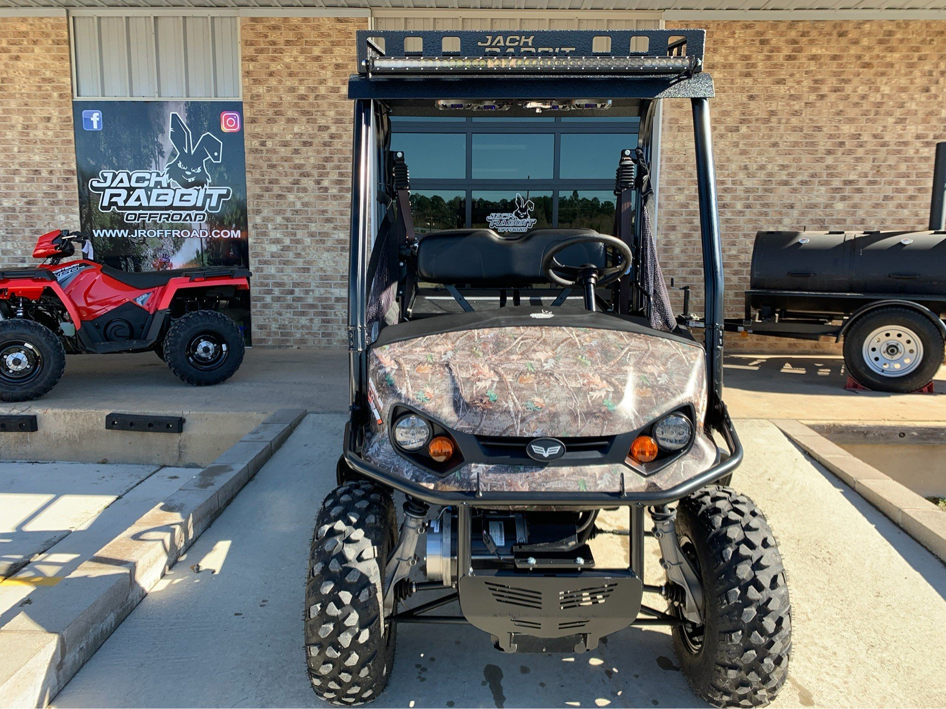 New 2018 Textron Off Road Prowler EV iS Utility Vehicles in