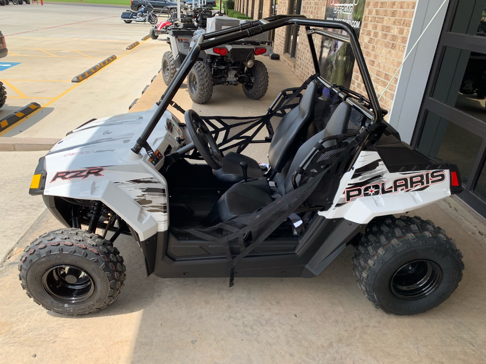 2021 Polaris RZR 170 EFI in Marshall, Texas - Photo 2
