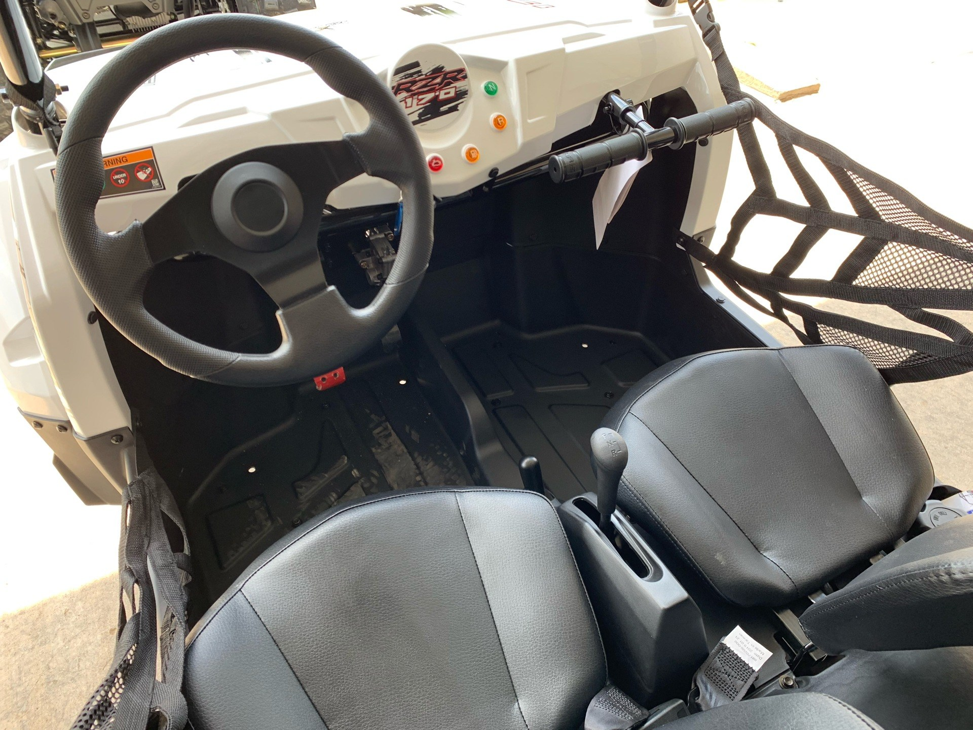 2021 Polaris RZR 170 EFI in Marshall, Texas - Photo 3