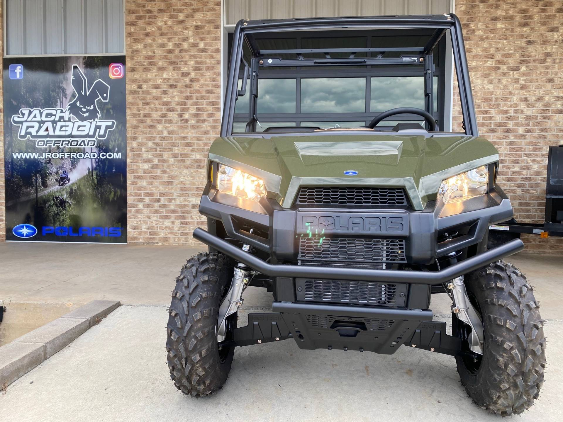 2019 Polaris Ranger 500 4x2 in Marshall, Texas - Photo 8