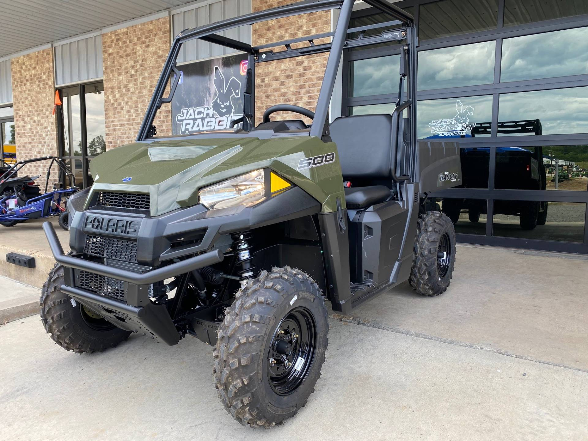 2019 Polaris Ranger 500 4x2 in Marshall, Texas - Photo 4