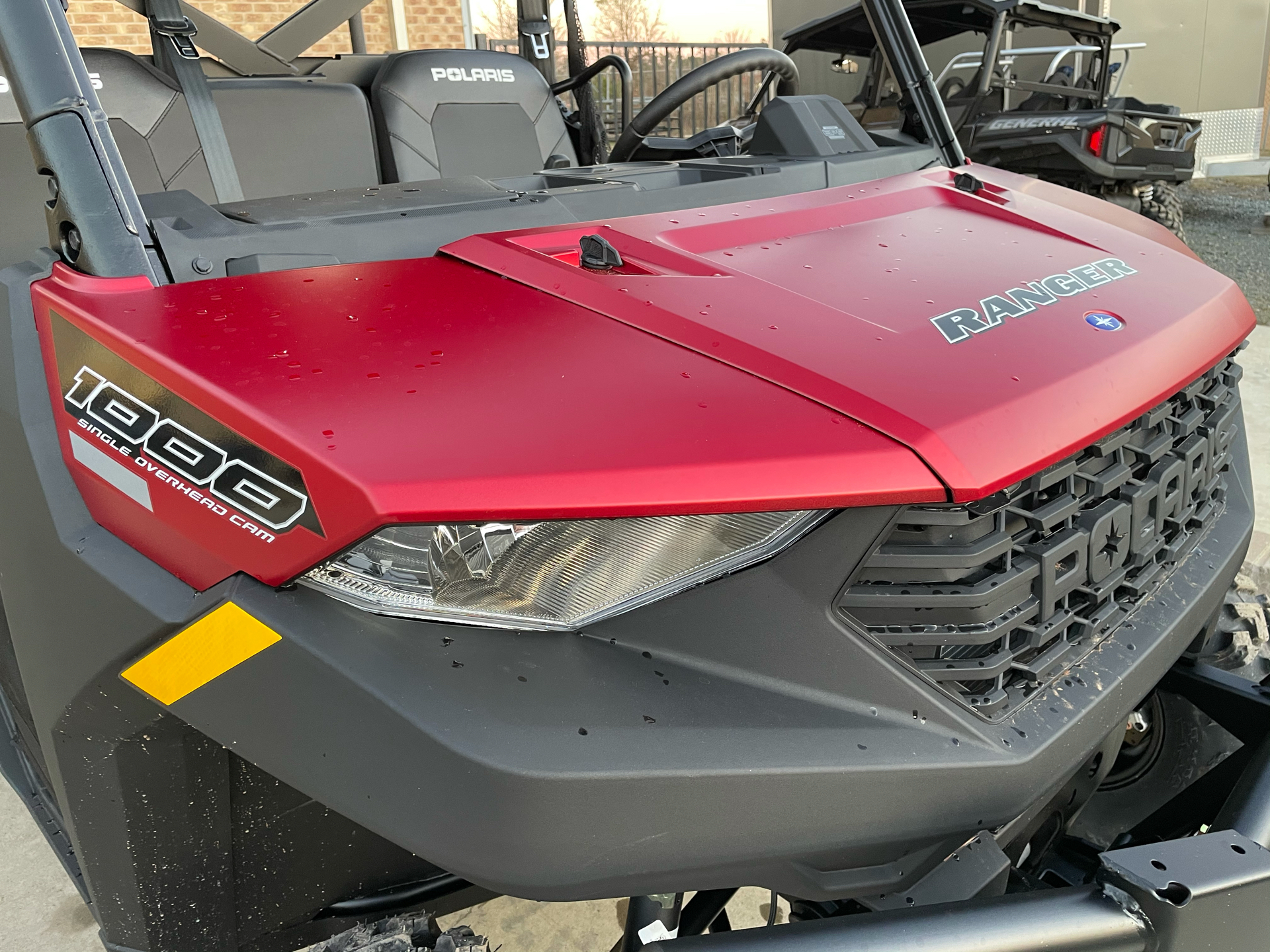 2021 Polaris Ranger 1000 Premium in Marshall, Texas - Photo 7