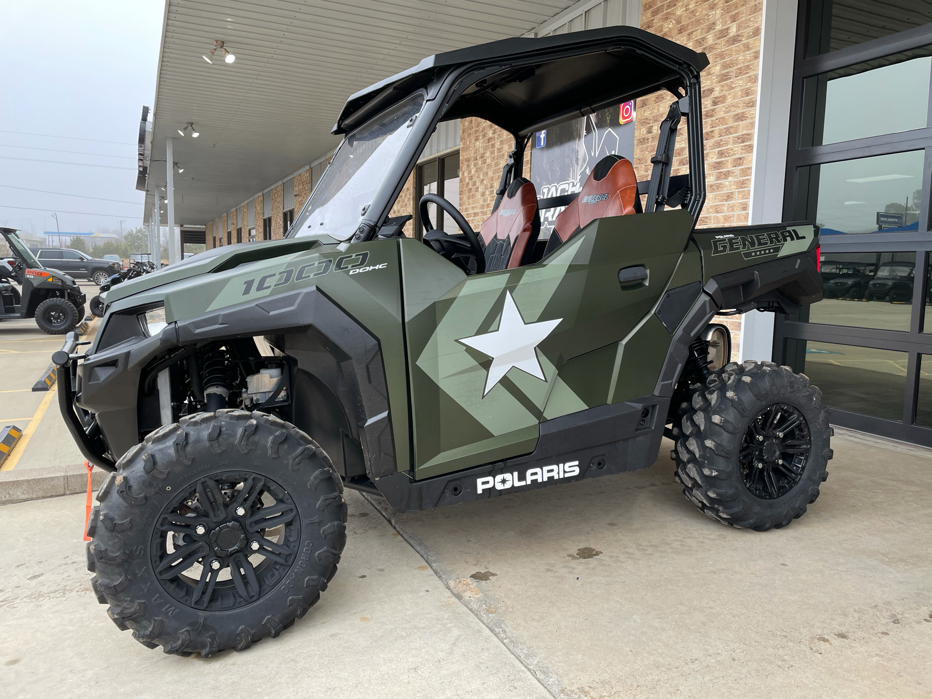 2018 Polaris General 1000 EPS LE in Marshall, Texas - Photo 3