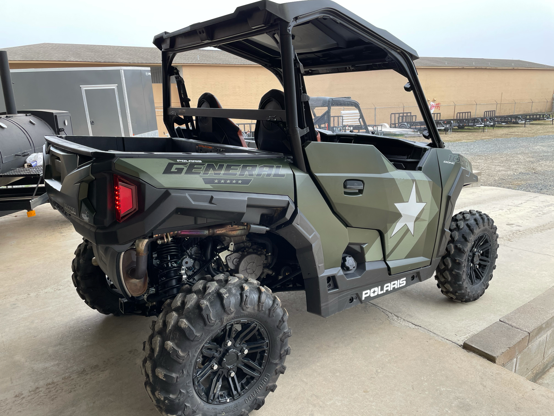 2018 Polaris General 1000 EPS LE in Marshall, Texas - Photo 9