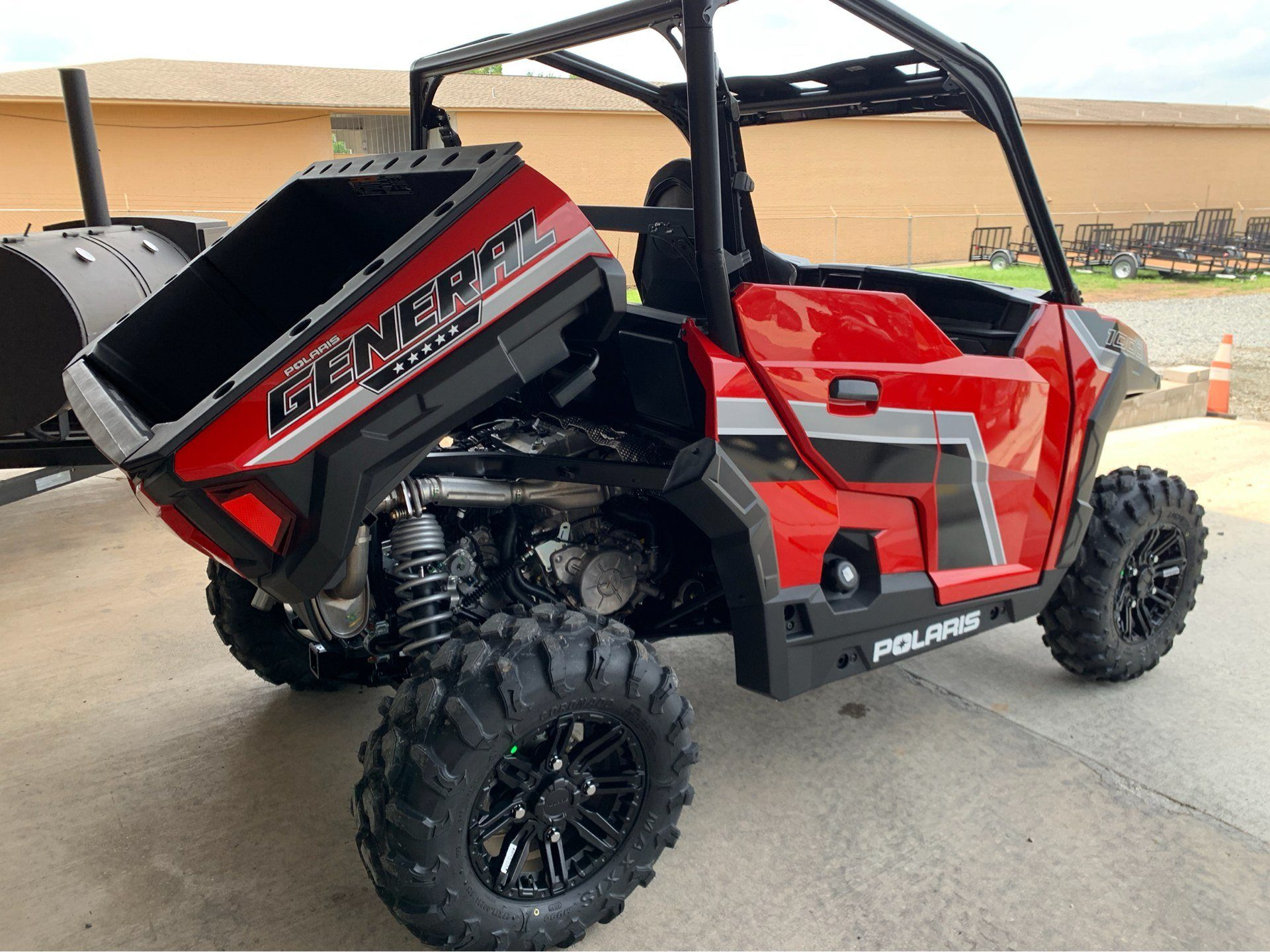 2019 Polaris General 1000 EPS Premium in Marshall, Texas - Photo 5