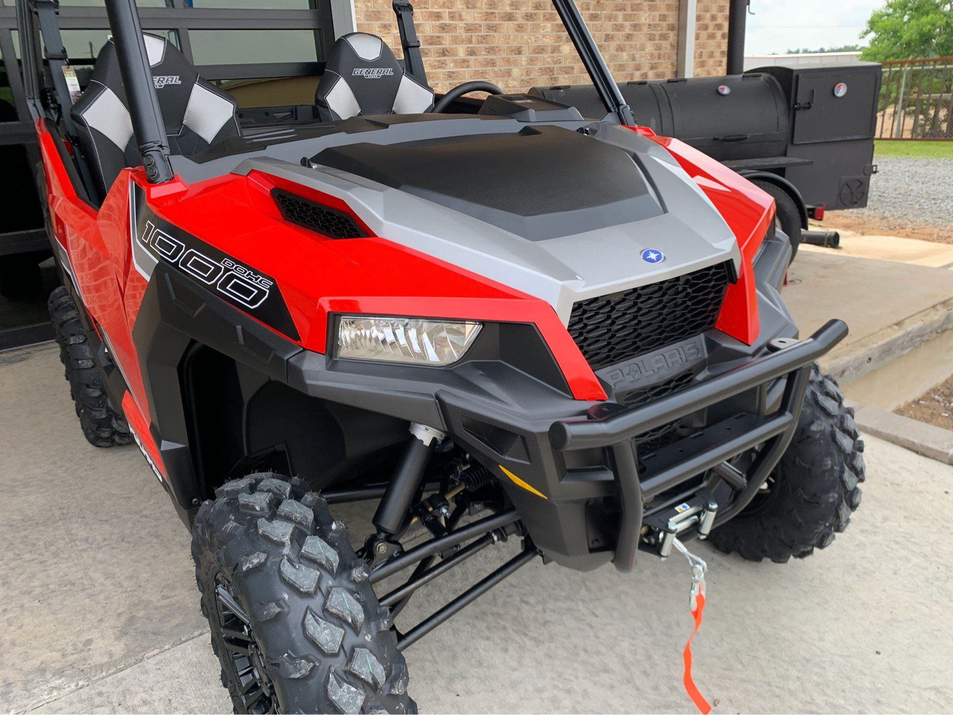 2019 Polaris General 1000 EPS Premium in Marshall, Texas - Photo 8