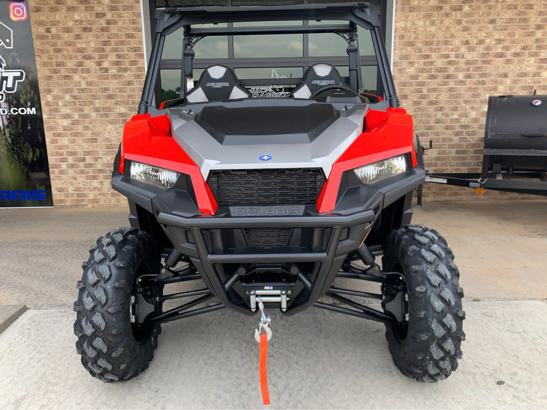 2019 Polaris General 1000 EPS Premium in Marshall, Texas - Photo 9