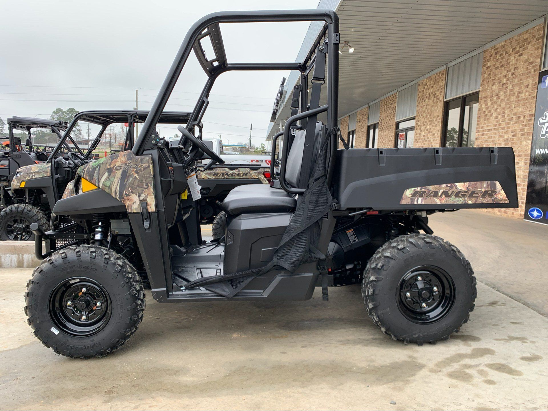 2019 Polaris Ranger 570 Polaris Pursuit Camo in Marshall, Texas