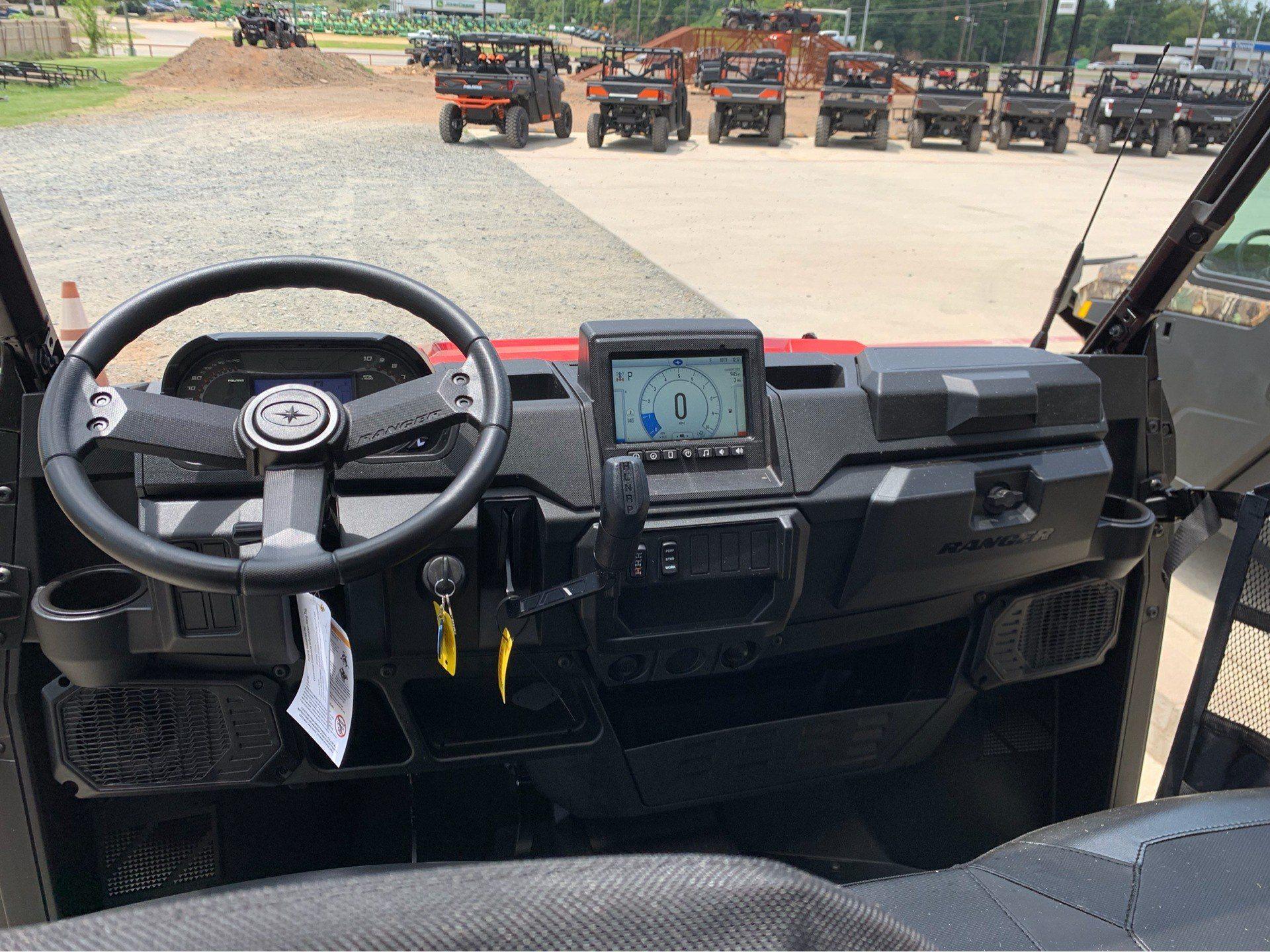 2019 Polaris Ranger Crew XP 1000 EPS Ride Command in Marshall, Texas