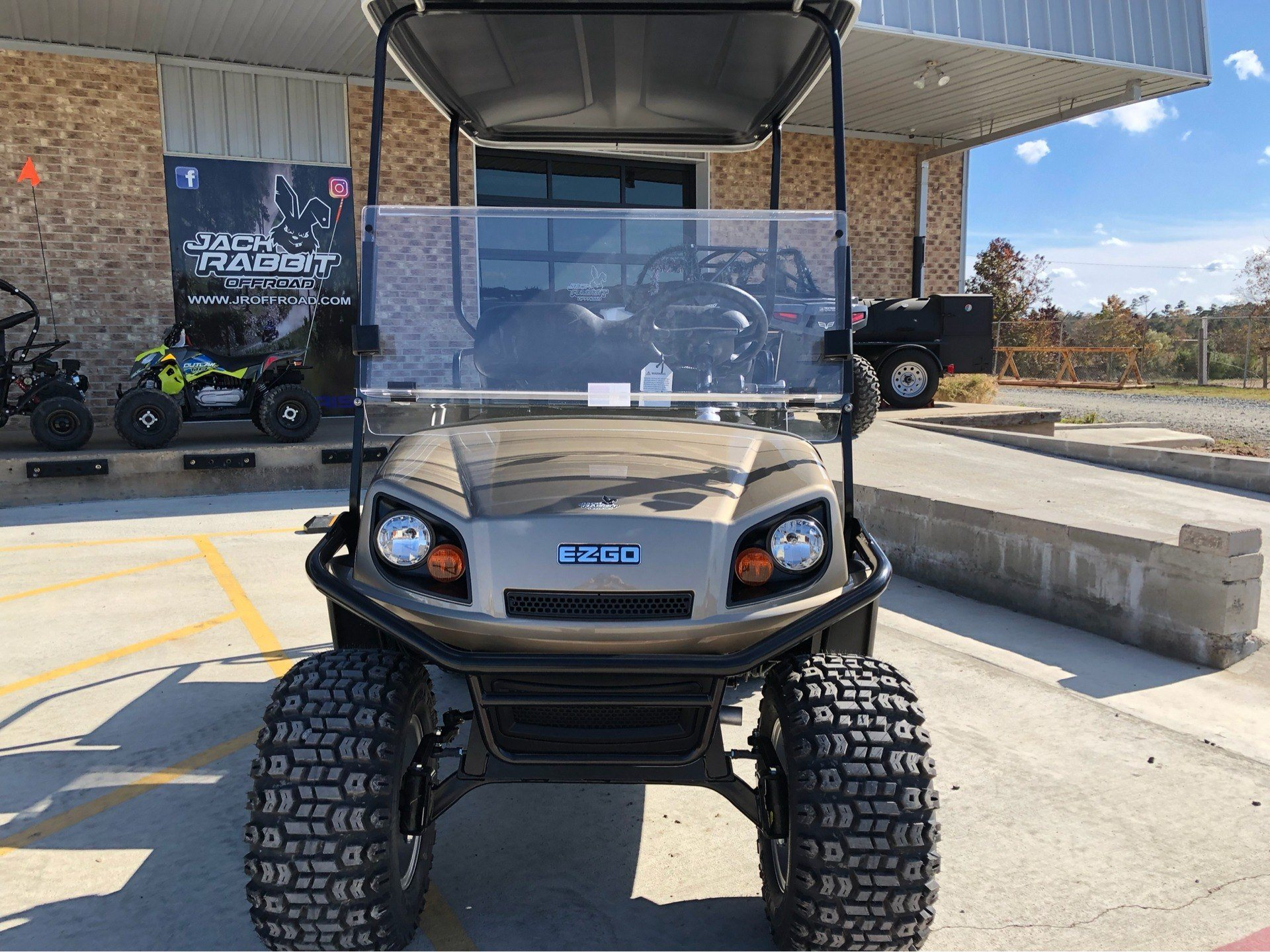 2019 E Z Go Express S4 Electric In Marshall Texas