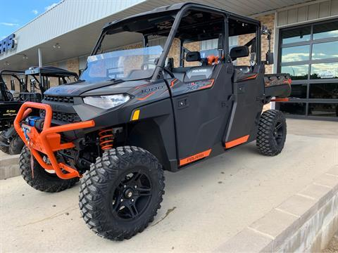2019 Polaris Ranger Crew XP 1000 EPS High Lifter Edition in Marshall, Texas - Photo 1