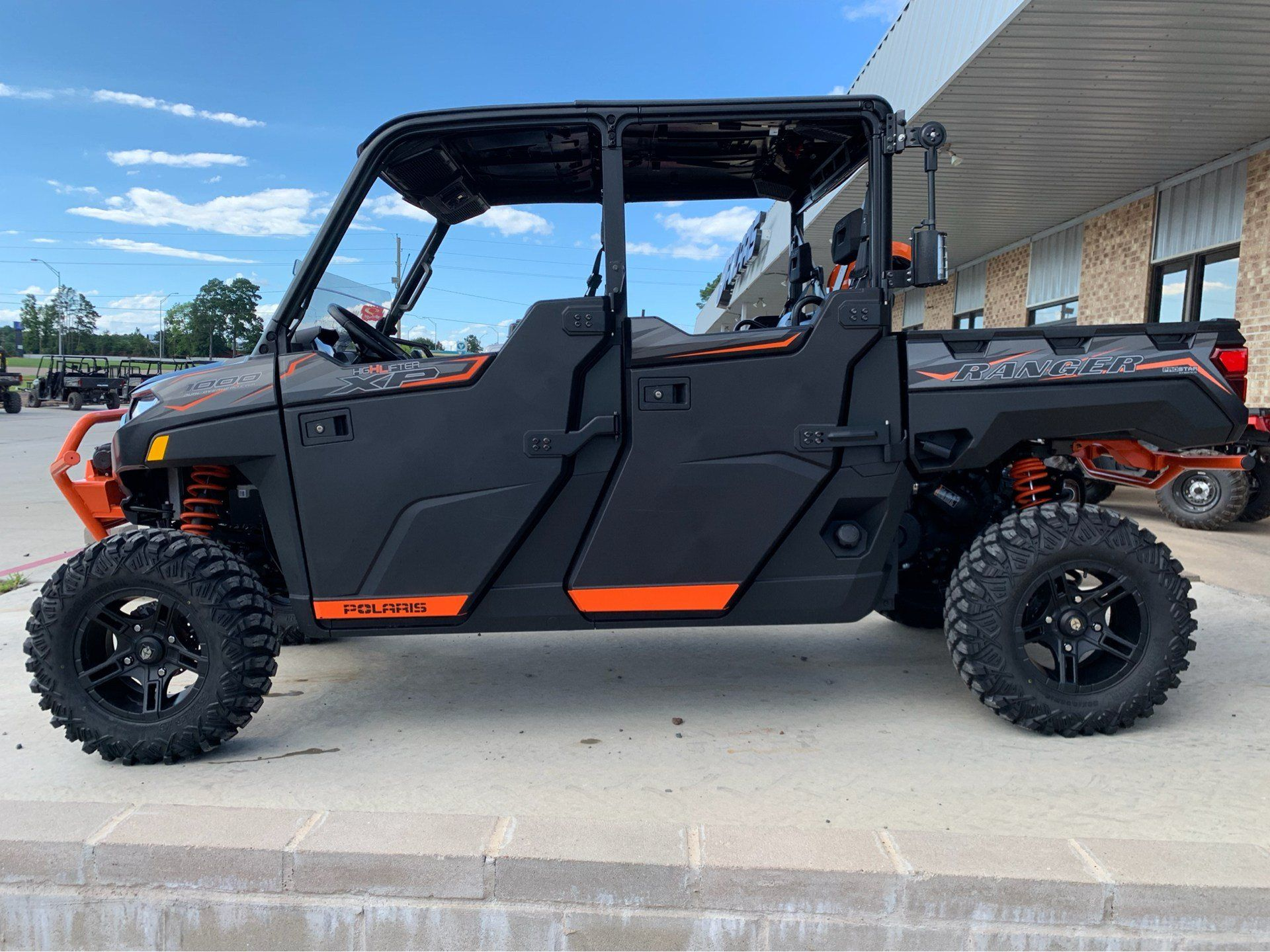 2019 Polaris Ranger Crew XP 1000 EPS High Lifter Edition in Marshall, Texas - Photo 2