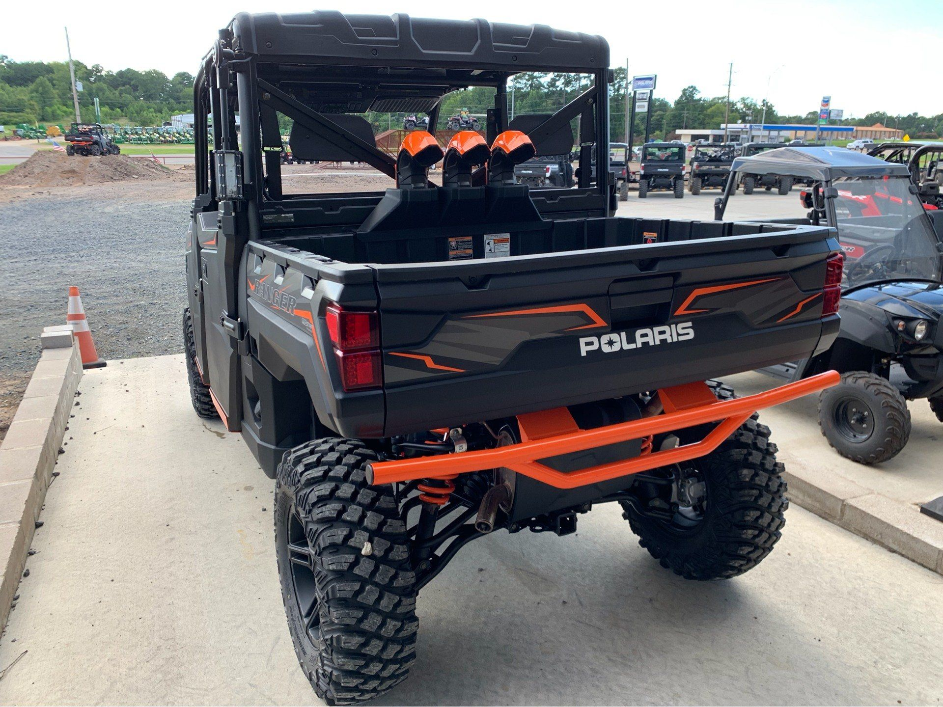 2019 Polaris Ranger Crew XP 1000 EPS High Lifter Edition in Marshall, Texas - Photo 3