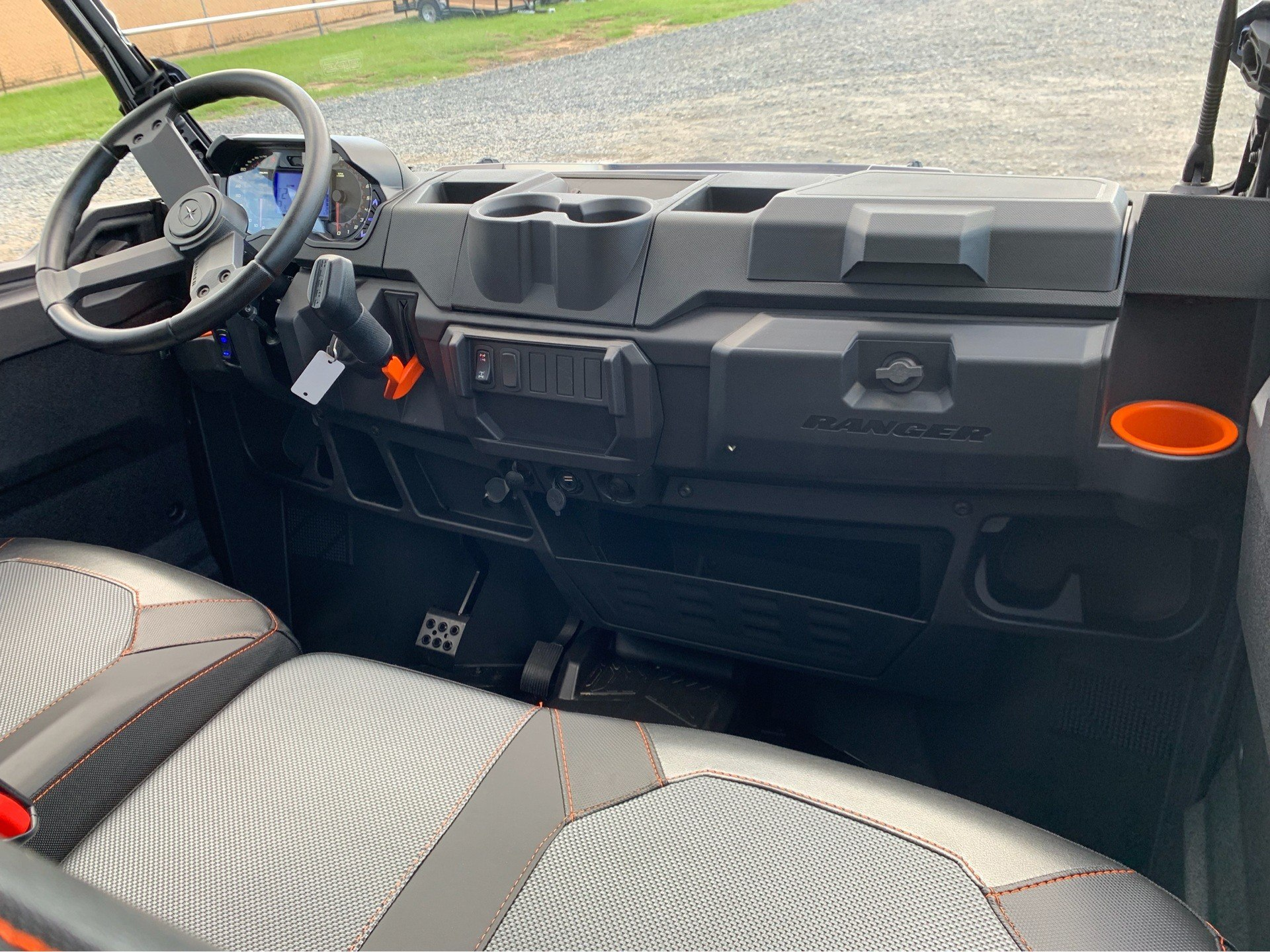 2019 Polaris Ranger Crew XP 1000 EPS High Lifter Edition in Marshall, Texas - Photo 9