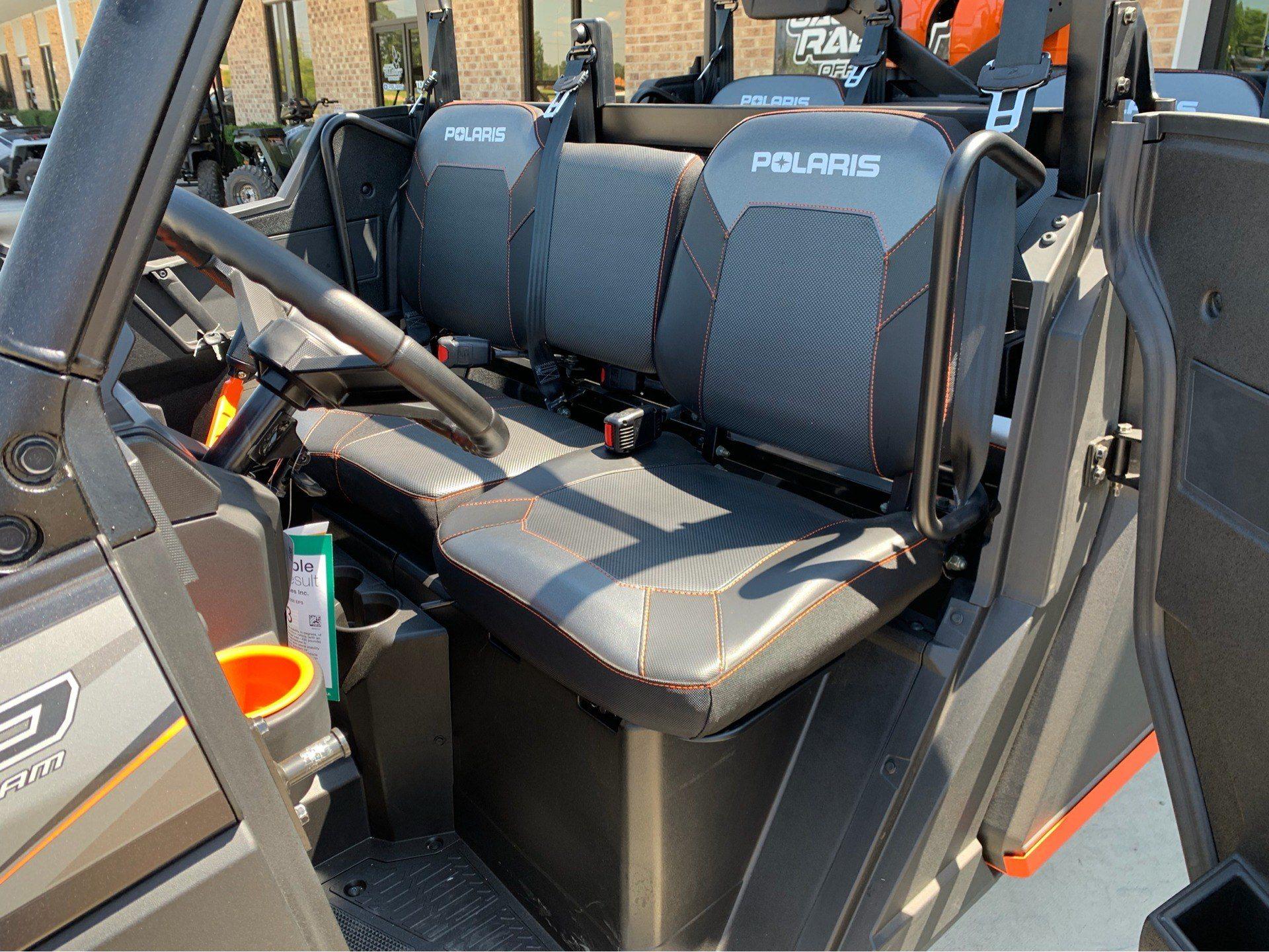 New 2019 Polaris Ranger Crew XP 1000 EPS High Lifter Edition