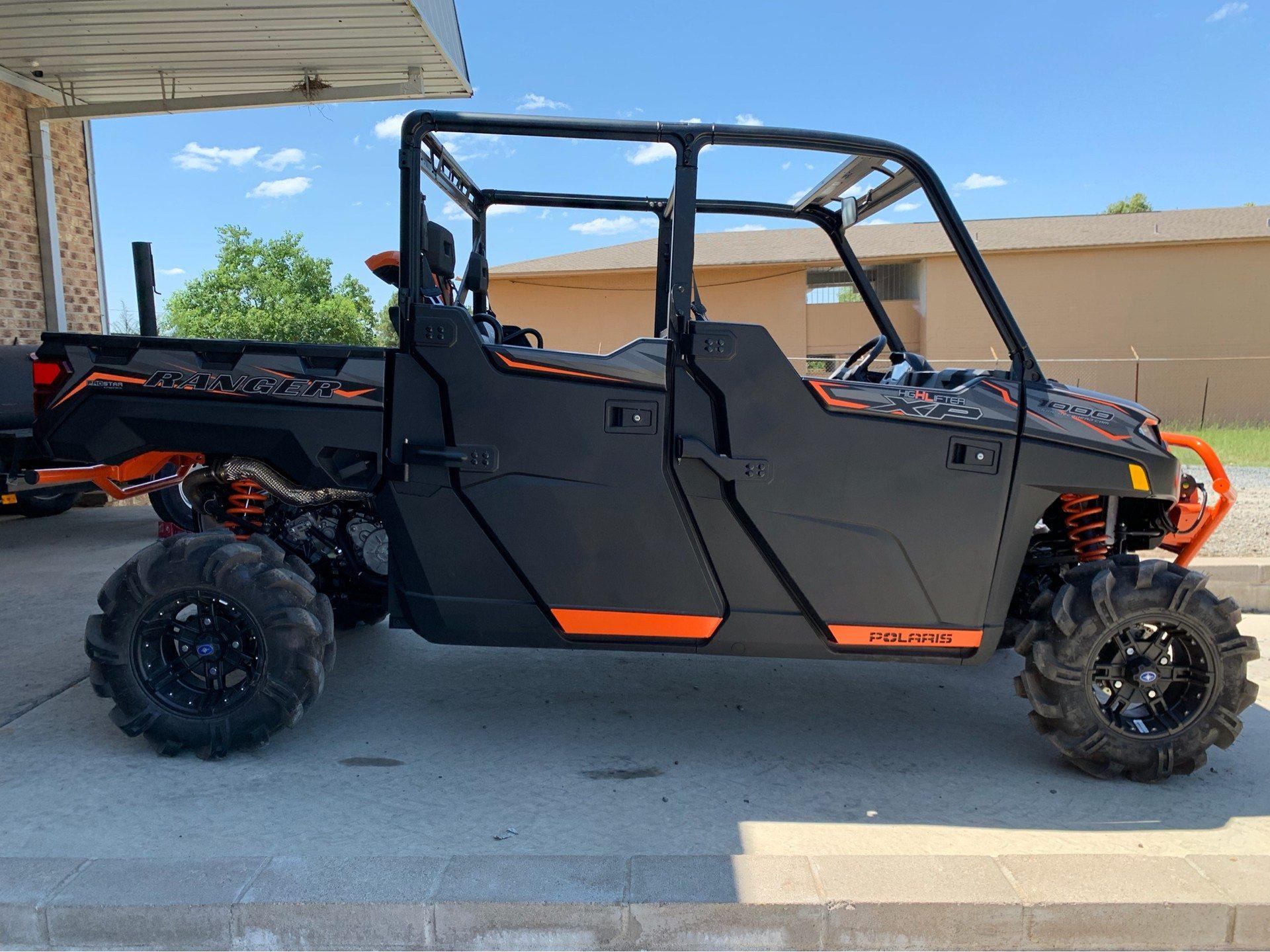 2019 Polaris Ranger Crew XP 1000 EPS High Lifter Edition in Marshall, Texas