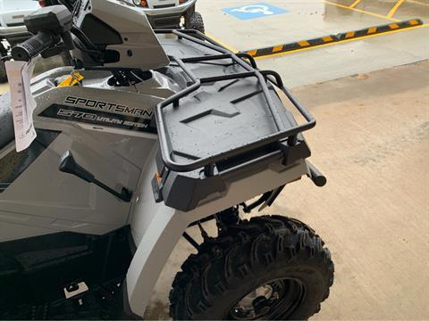 2019 Polaris Sportsman 570 EPS Utility Edition in Marshall, Texas