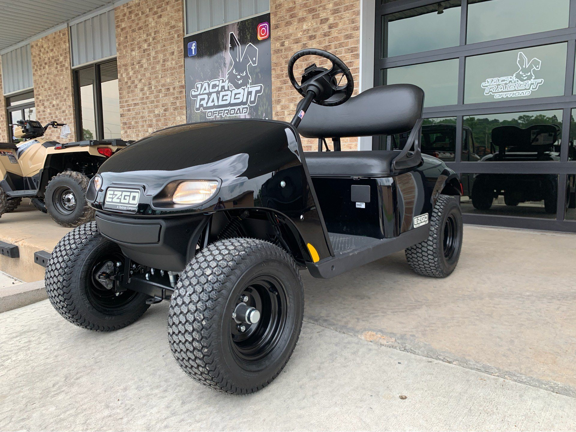 2020 E-Z-Go TXT Valor Gasoline in Marshall, Texas - Photo 1