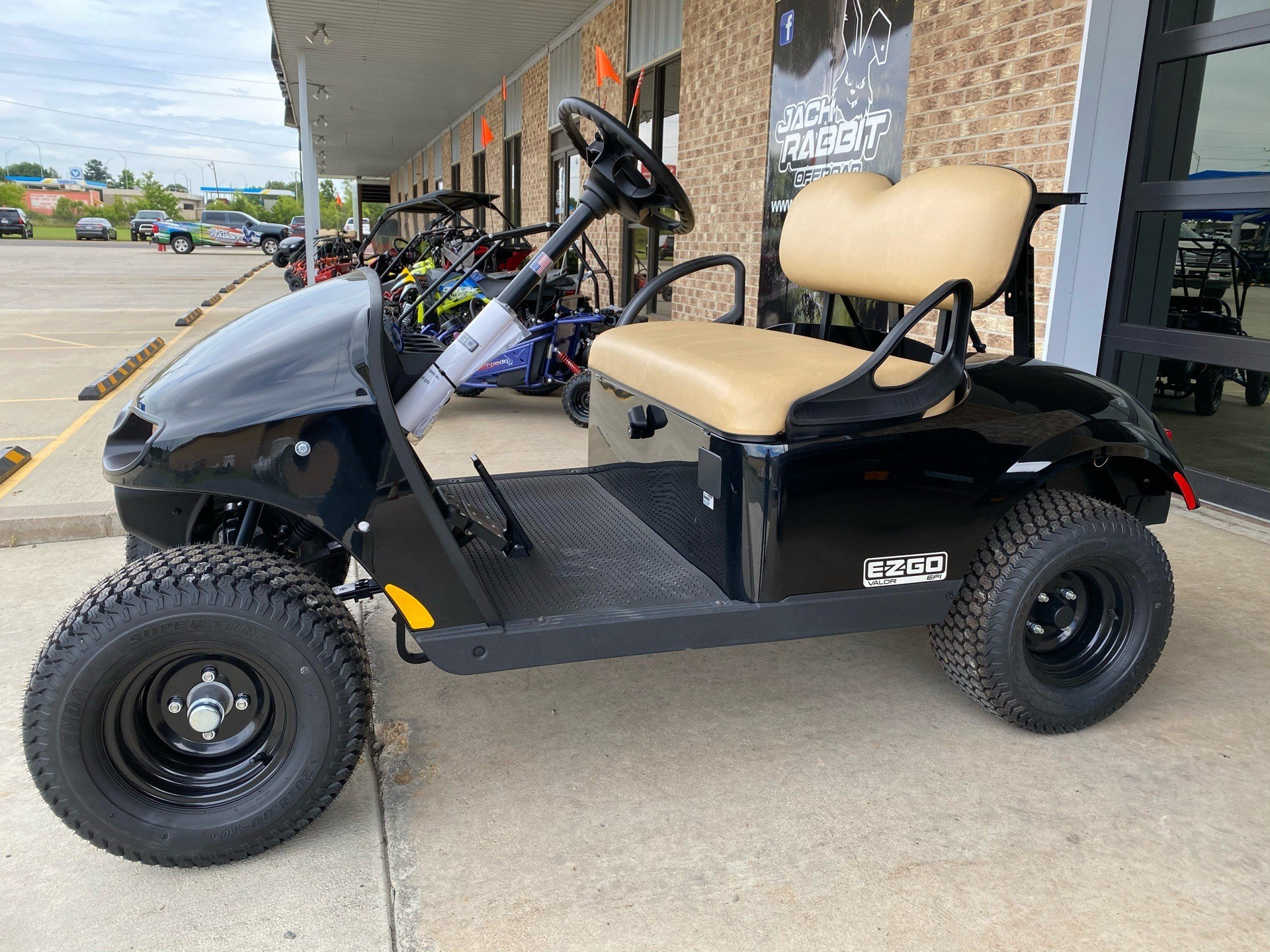 2020 E-Z-GO TXT Valor Gasoline in Marshall, Texas - Photo 2