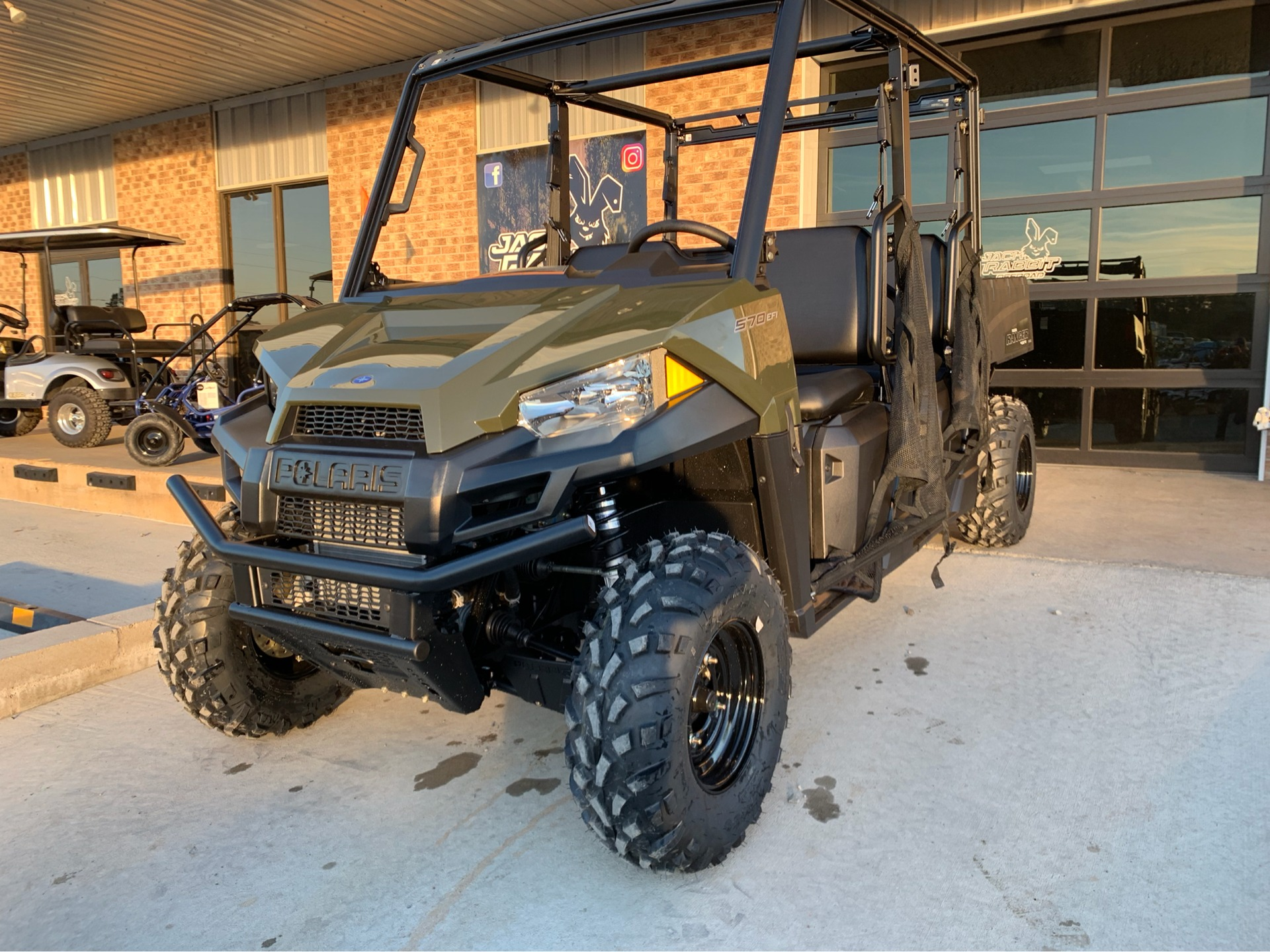 2019 Polaris Ranger Crew 570-4 in Marshall, Texas - Photo 1